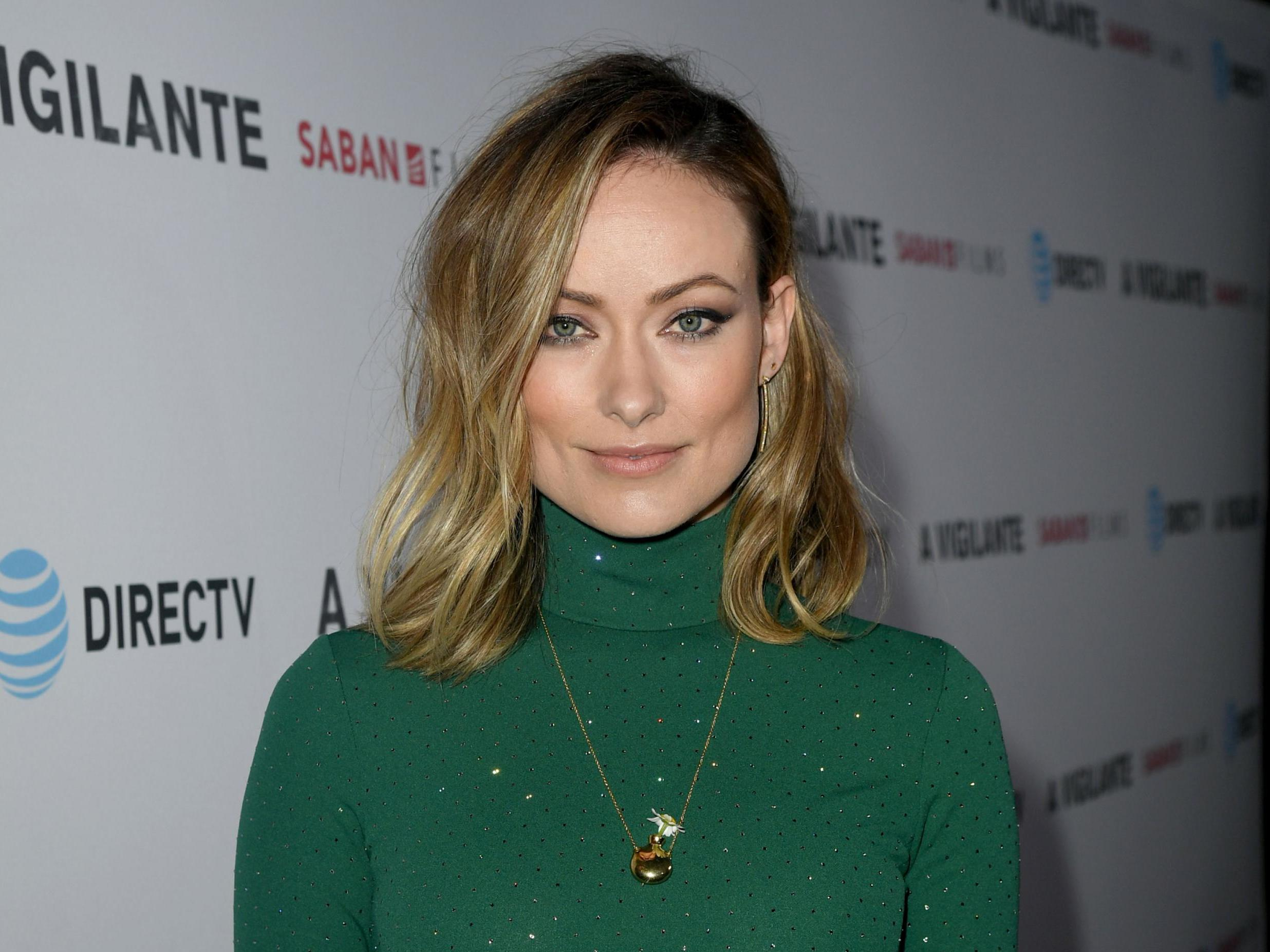 Olivia Wilde defends role in controversial Clint Eastwood film Richard Jewell: 'I did not have a say'