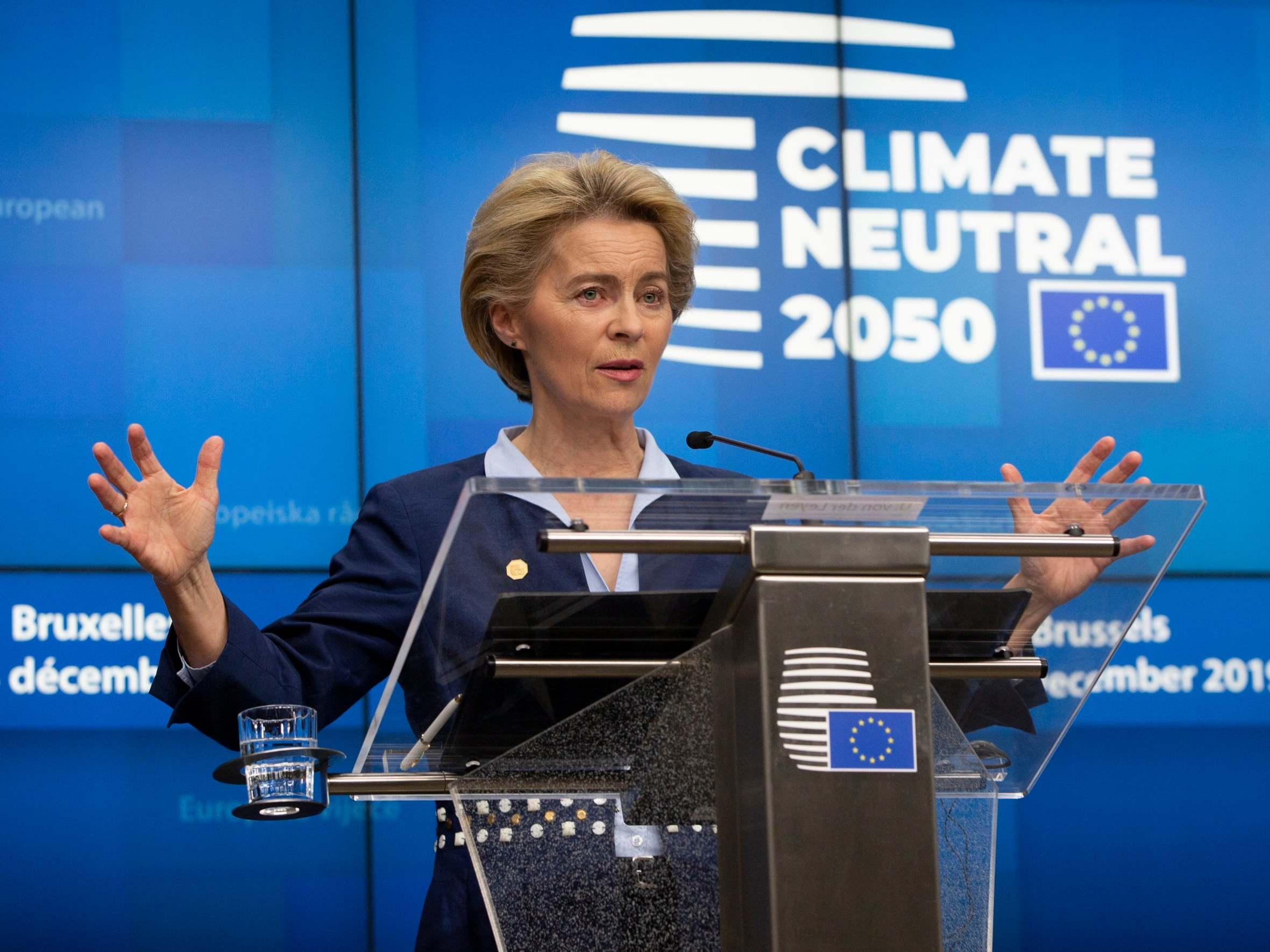 EU commits to being carbon neutral by 2050, but gives Poland exemption