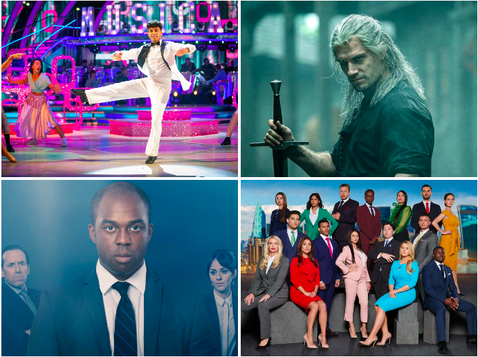 The must-see TV this week: From The Apprentice and Strictly finals to The Witcher