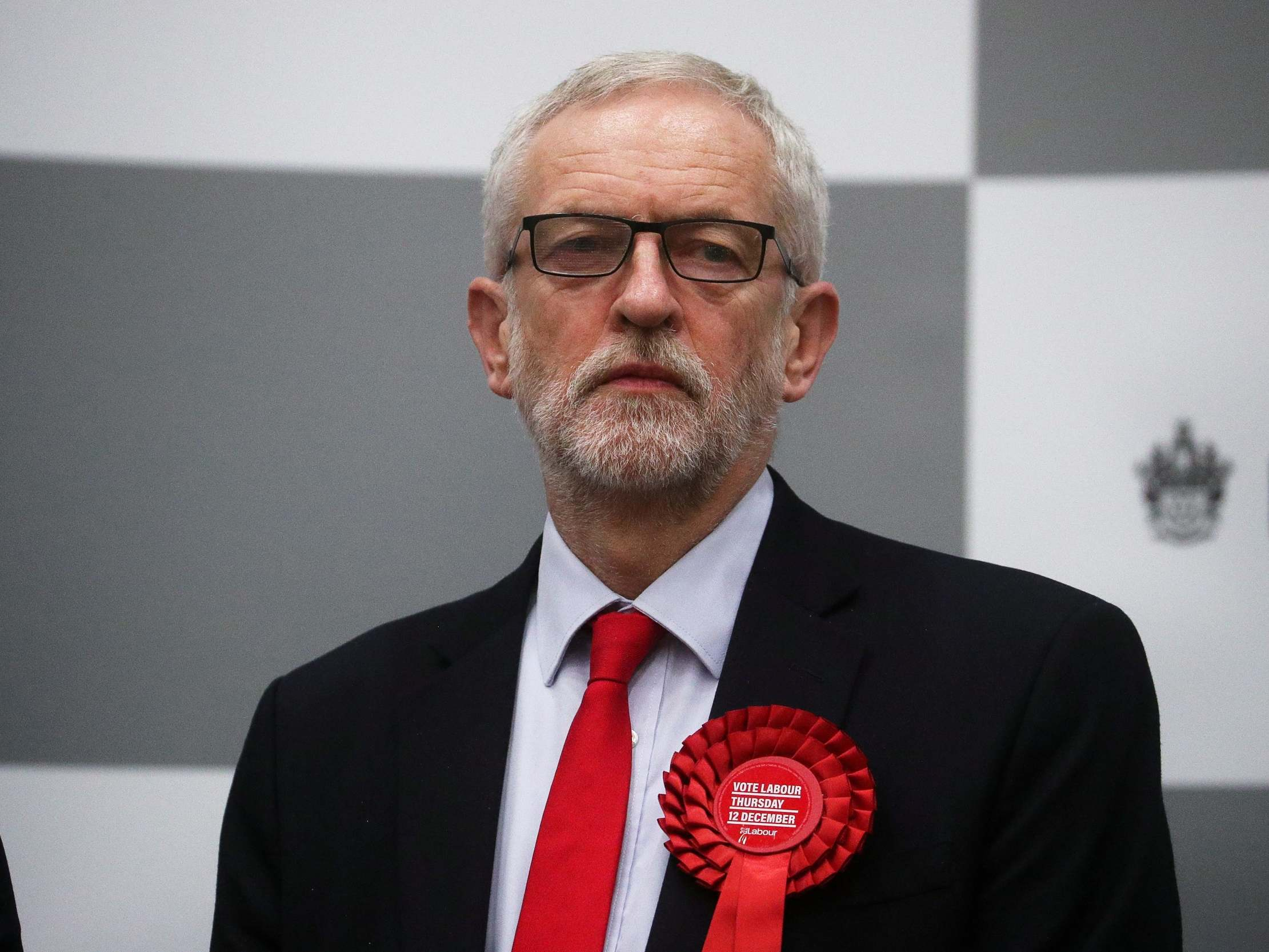 I lost my Redcar seat thanks to Jeremy Corbyn and i'm furious
