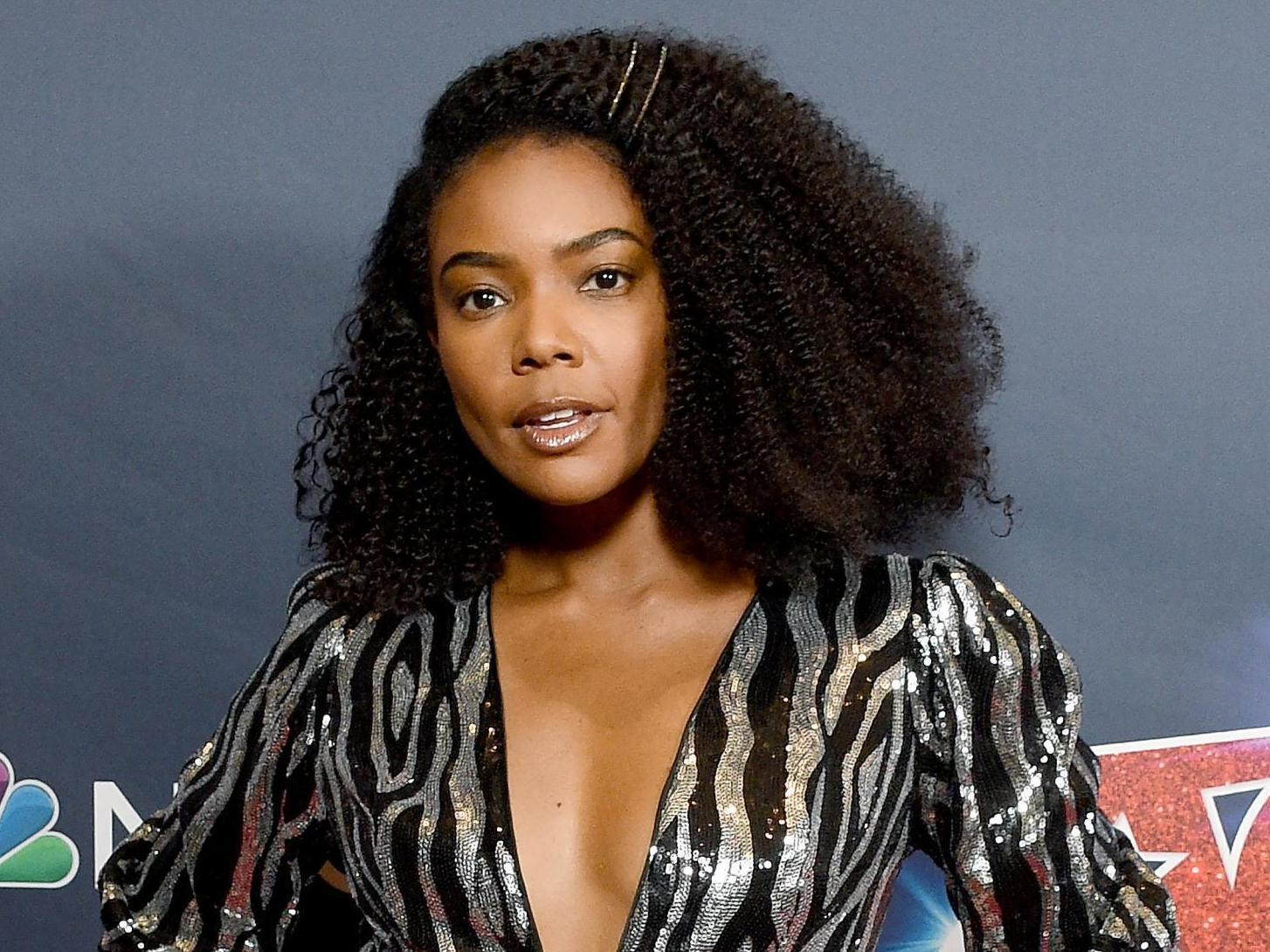 Gabrielle Union shares photos of hairstyles that were 'too black' for America's Got Talent