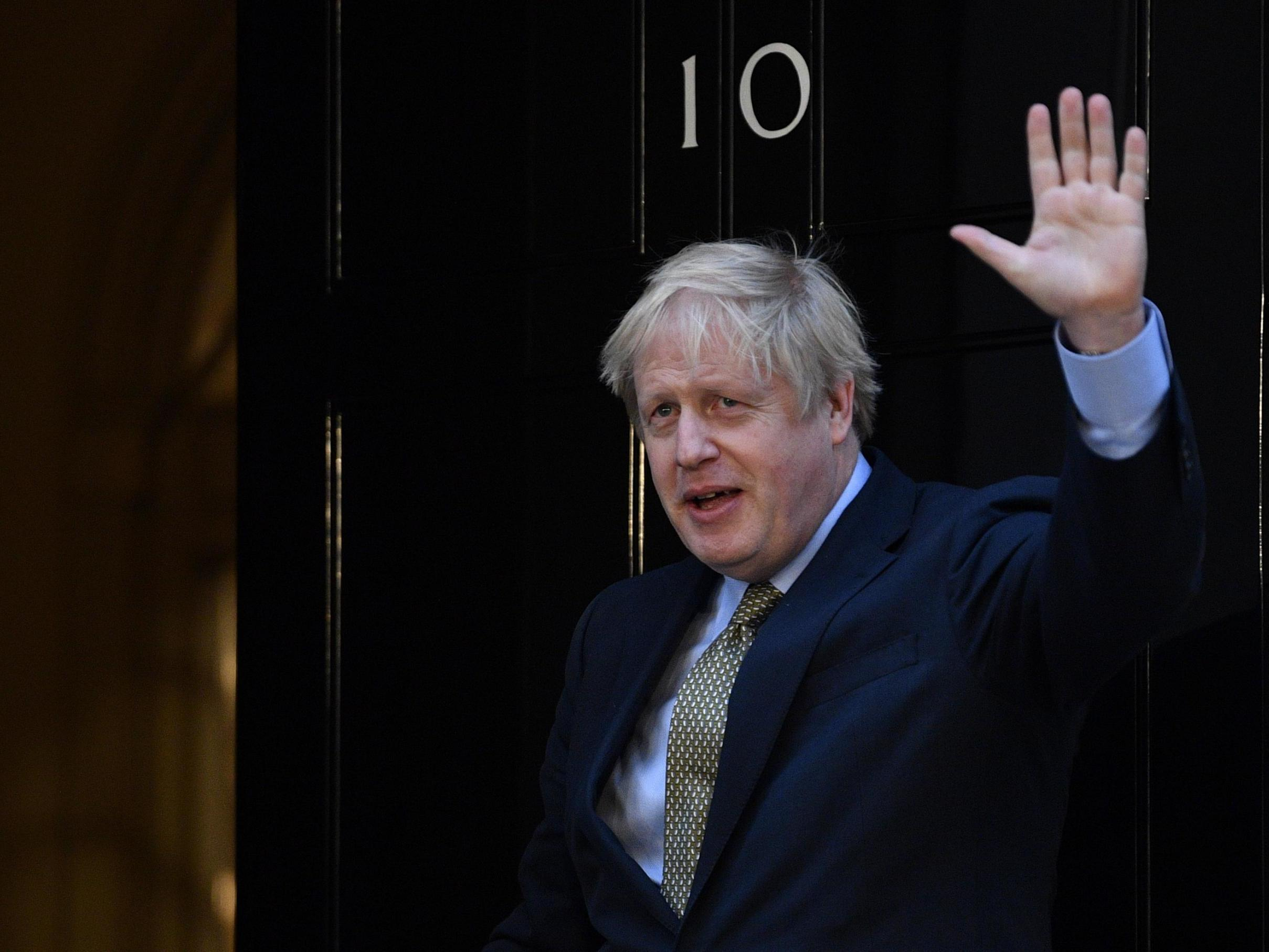 Boris Johnson's Whitehall shake up risks being 'distraction' from pu…