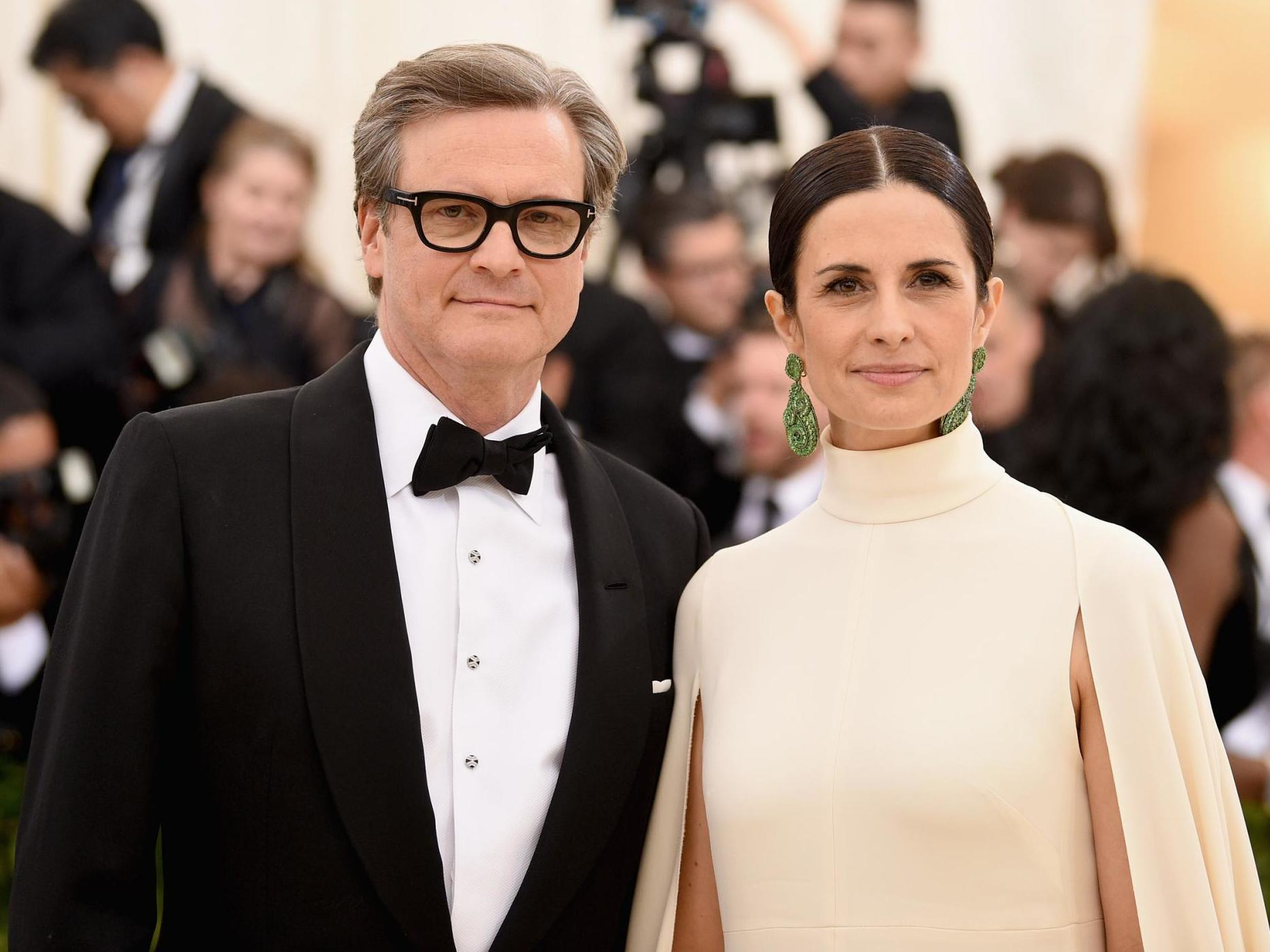 Colin Firth announces split from wife Livia Giuggioli after 22 years of marriage