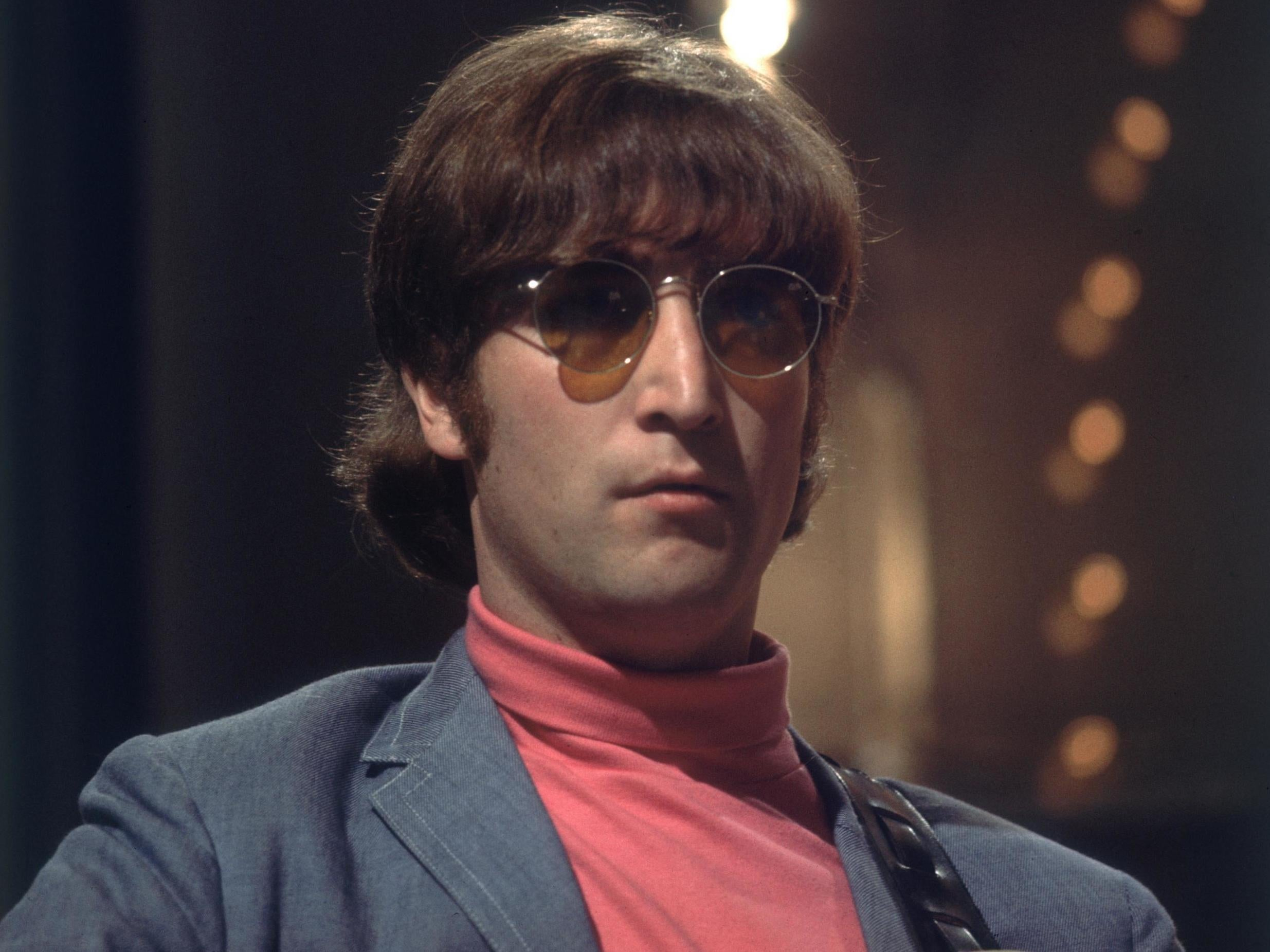 John Lennon's iconic round sunglasses sell for £137,000 at auction
