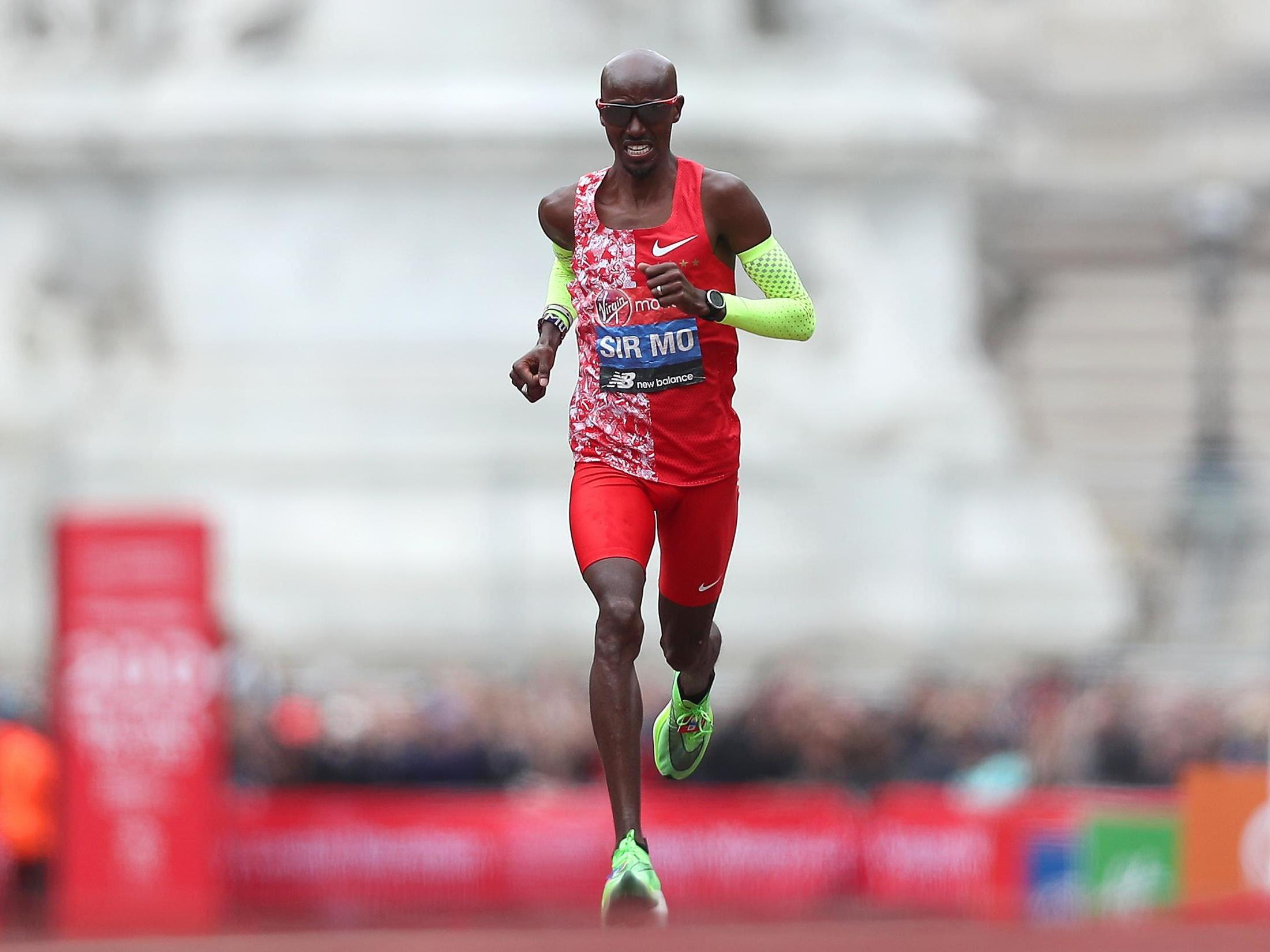 Mo Farah right to turn back on marathon