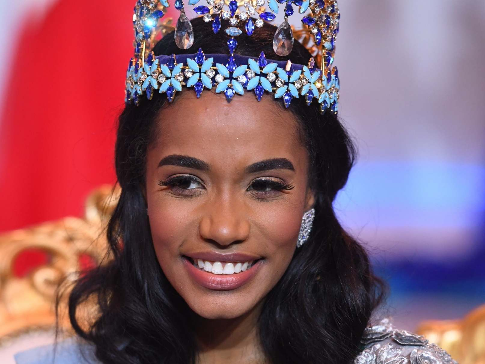 Miss Jamaica crowned Miss World 2019: 'This platform is about more than beauty'