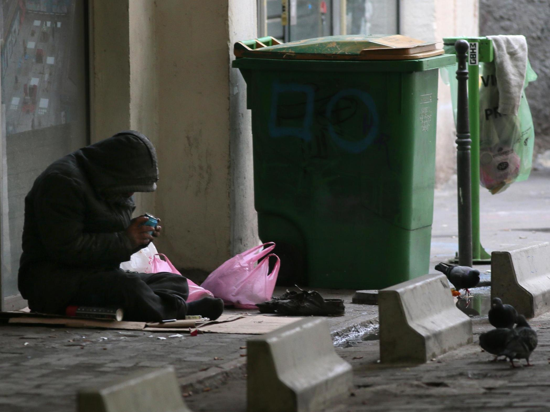 World's first 'human detector' to protect homeless people sleeping i…