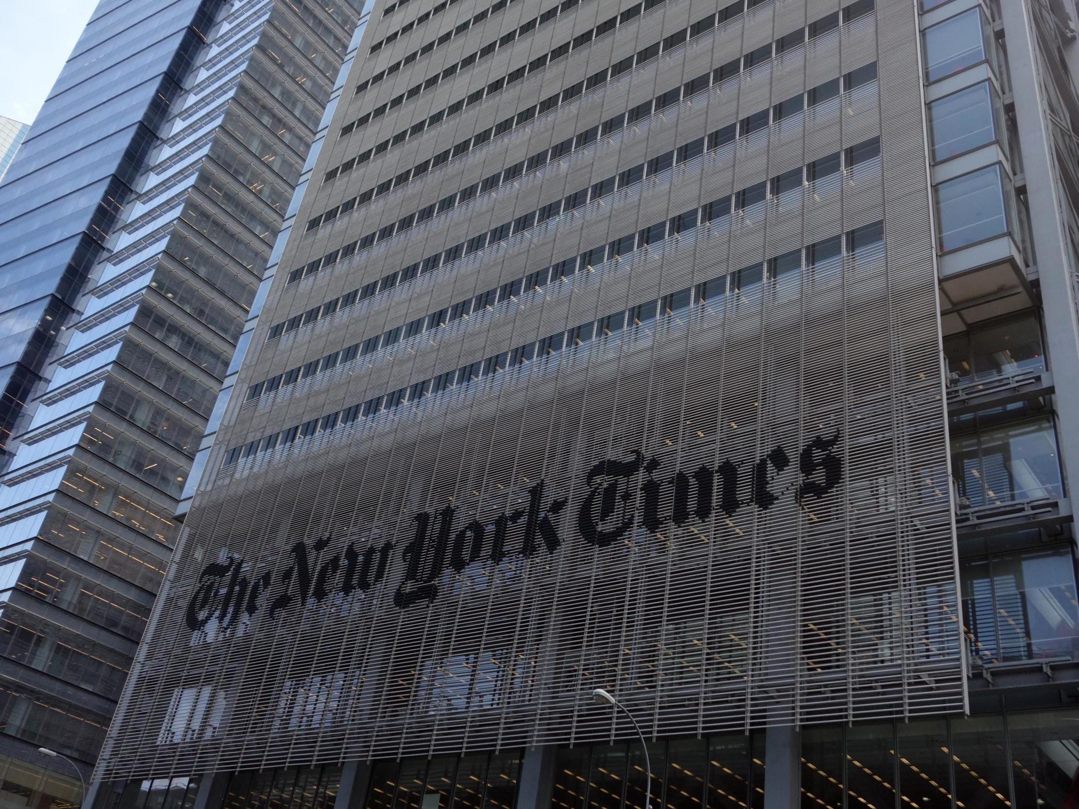 'Short, simple and damning': New York Times backs Trump impeachment …