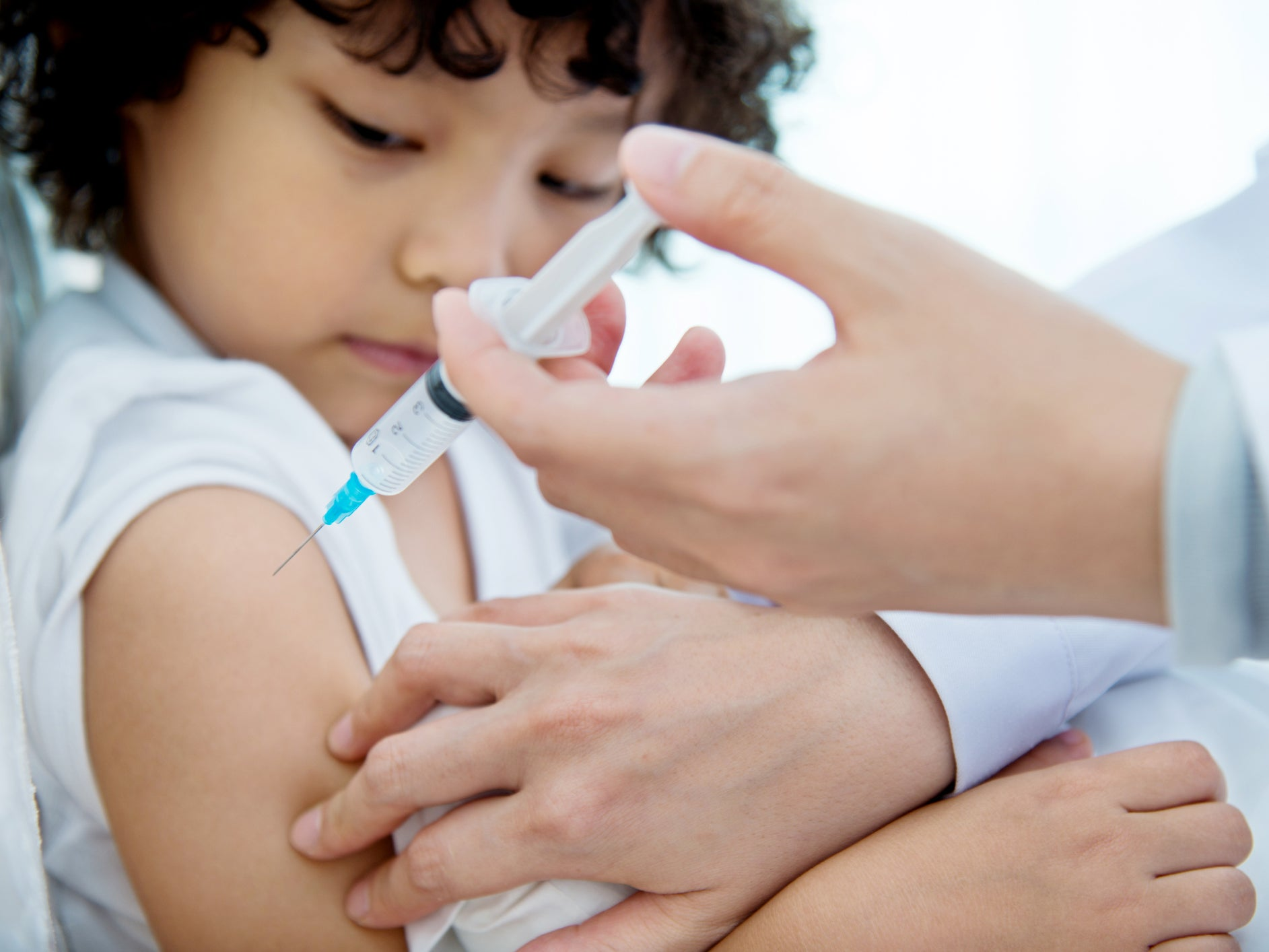 Parents urged to vaccinate children against flu or face 'a Christmas…