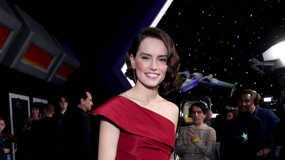 Star Wars World Premiere Best Looks On The Blue Carpet From Daisy Ridley To John Boyega The Independent