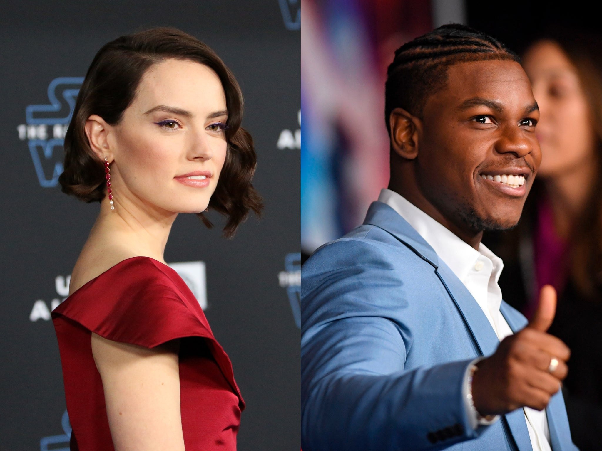 Star Wars world premiere: Best looks on the blue carpet, from Daisy Ridley to John Boyega