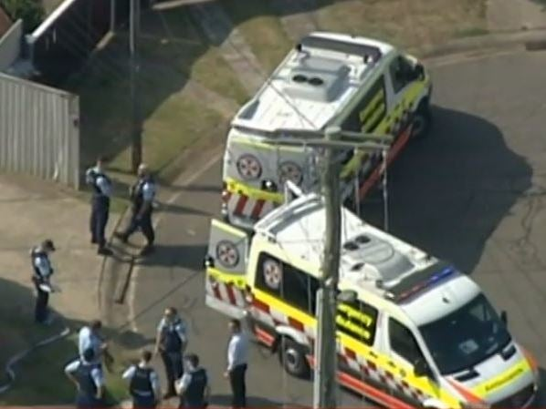 'Axe attack' leaves two dead in Sydney