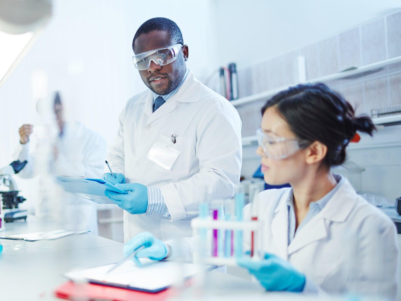 scientist scientists independent male science female boffins work visa billy track fast describe unique gender
