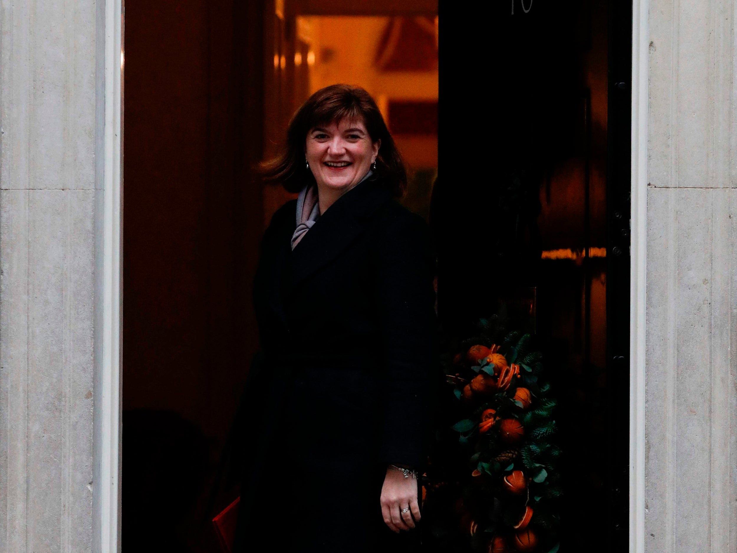 Culture secretary Nicky Morgan suggests end to all-male shortlists after Oscars diversity row