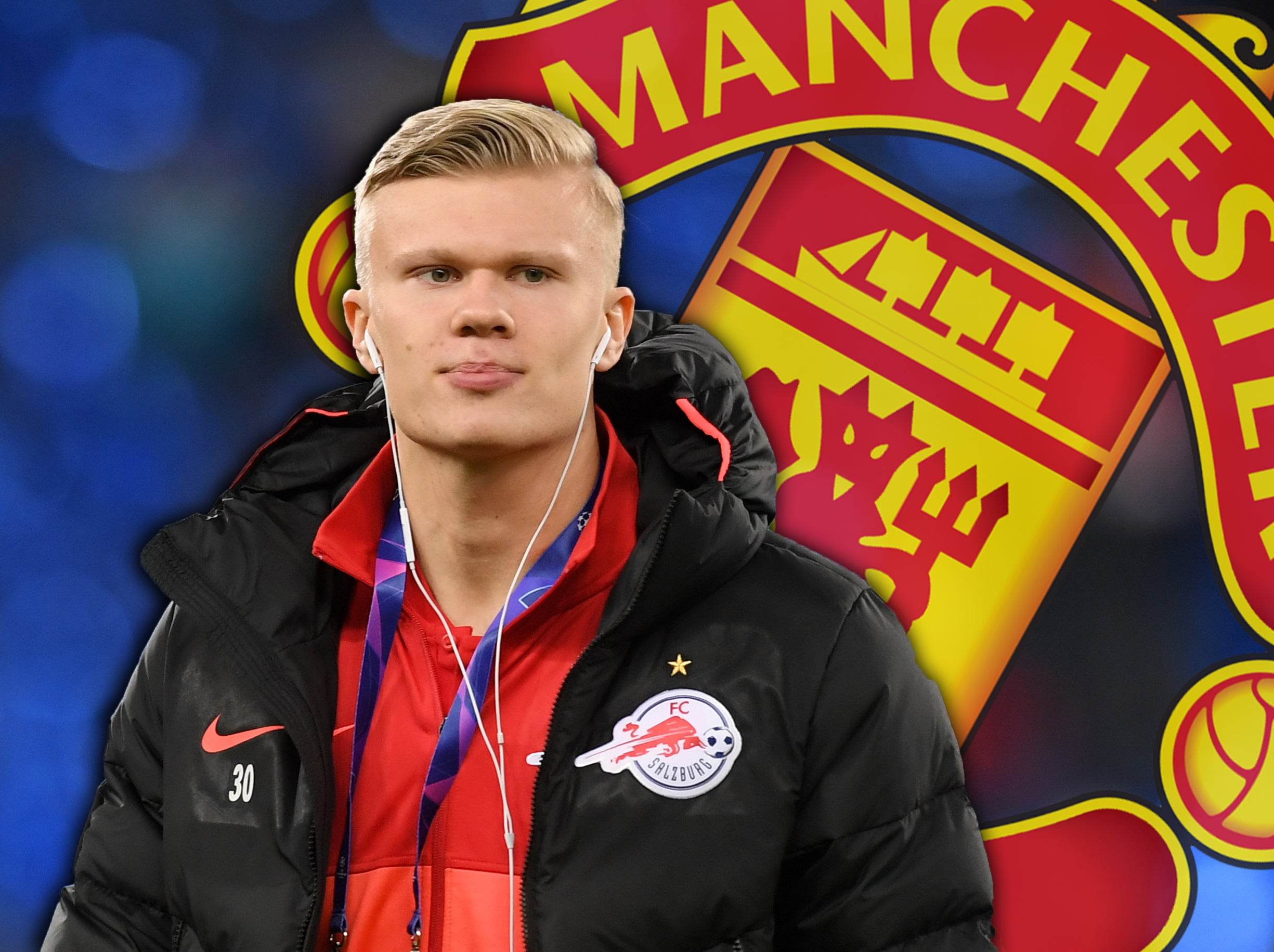 Erling Haaland Manchester United Manager Ole Gunnar Solskjaer Claims Striker On Christmas Holiday The Independent The Independent