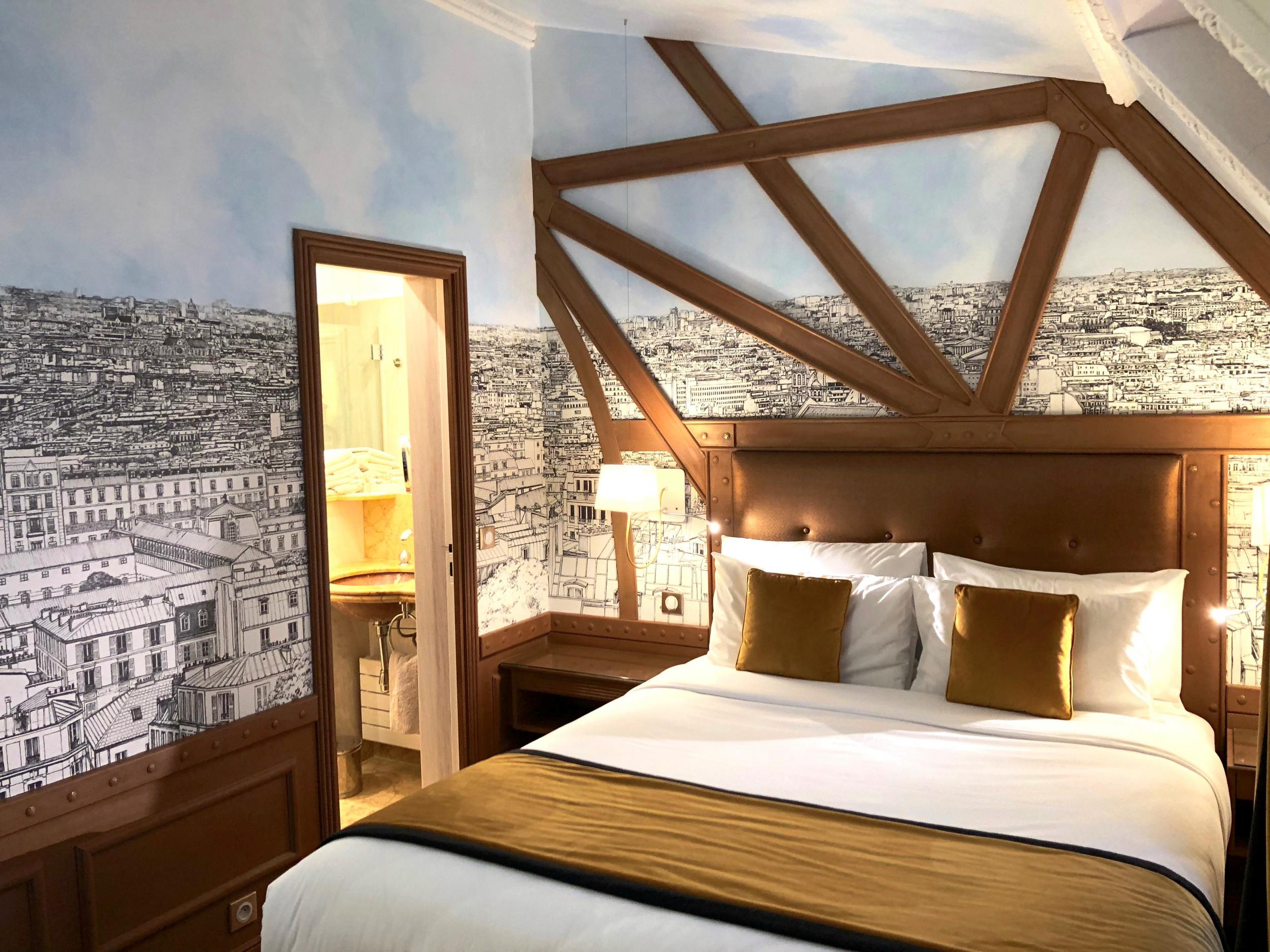 Paris Hotels The Best Places For Style And Location The Independent