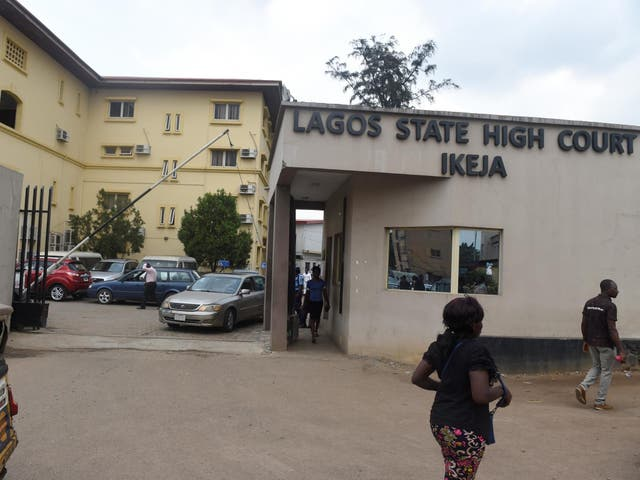 Adewale Oyekan and Lateef Balogan were sentenced at Ikeja High Court in Lagos
