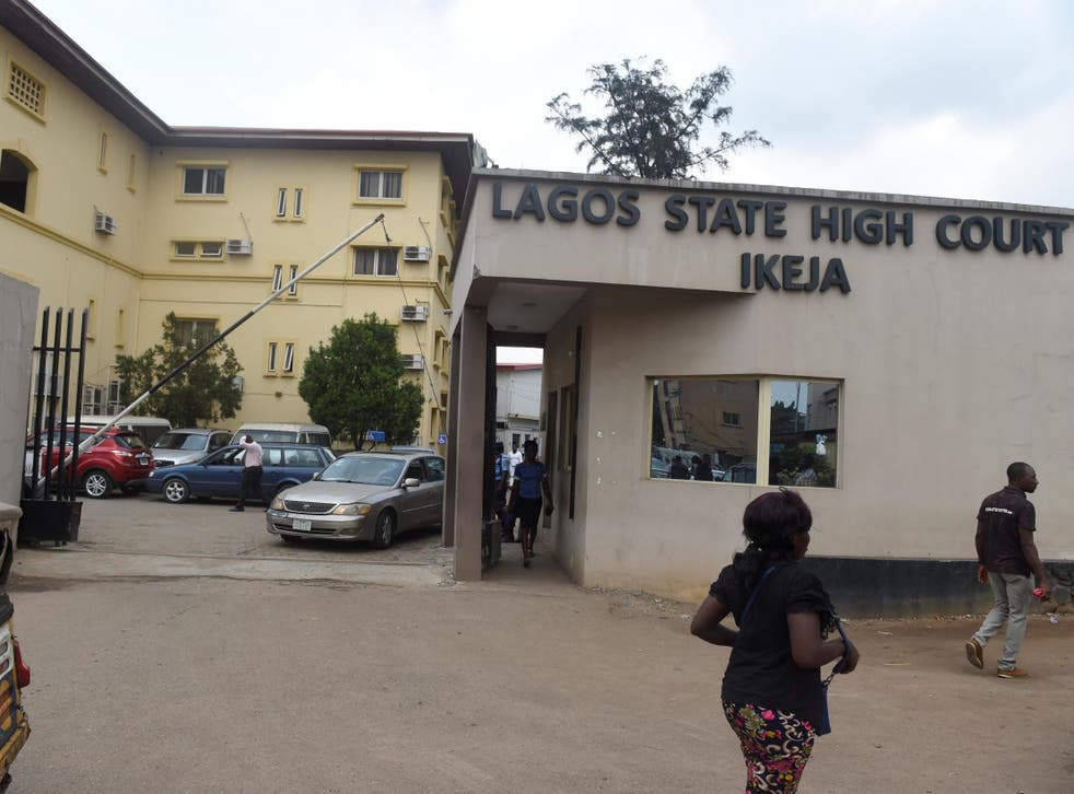 Adewale Oyekan and Lateef Balogan were sentenced at Ikeja High Court in Lagos