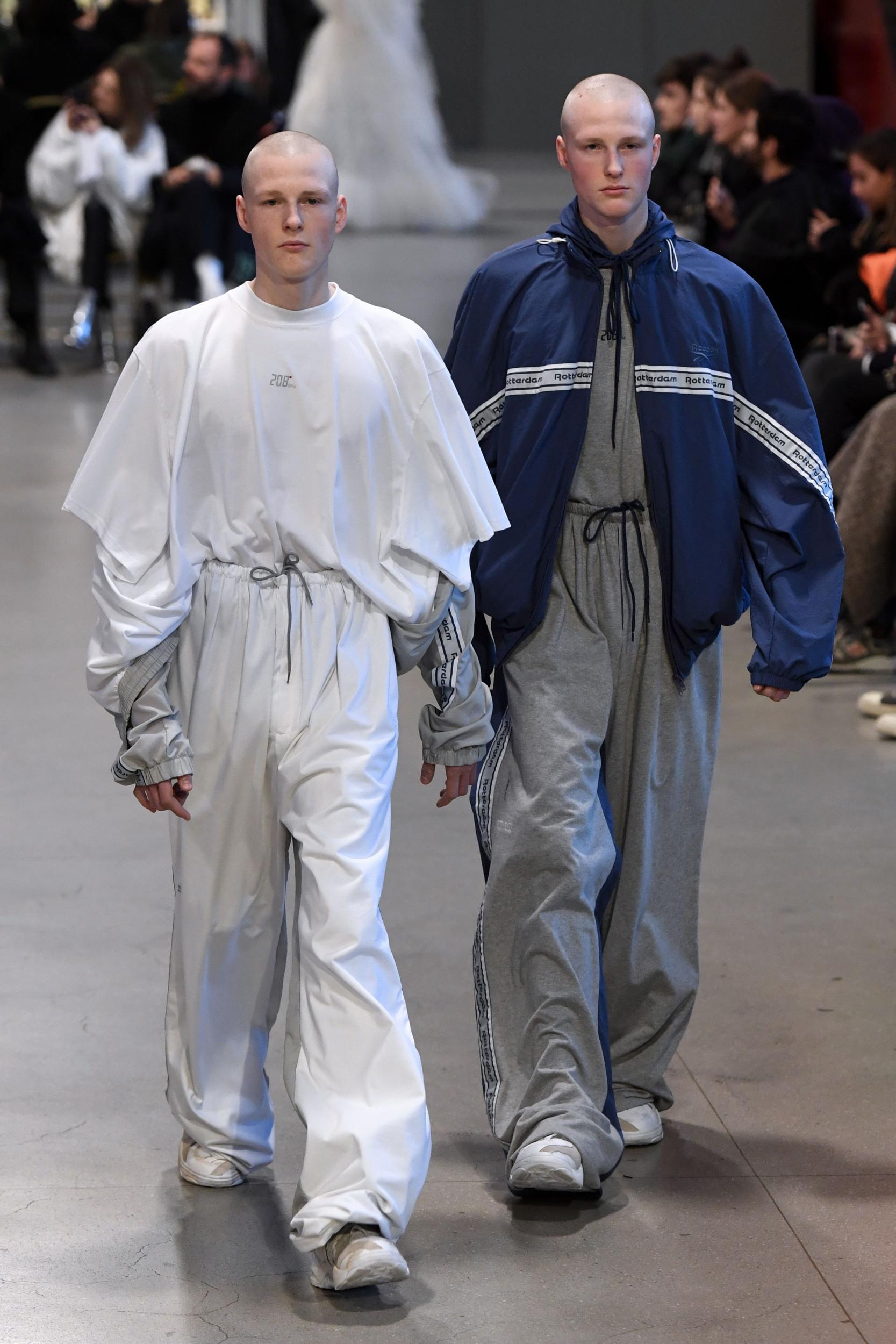 Streetwear influenced a new era of luxury fashion