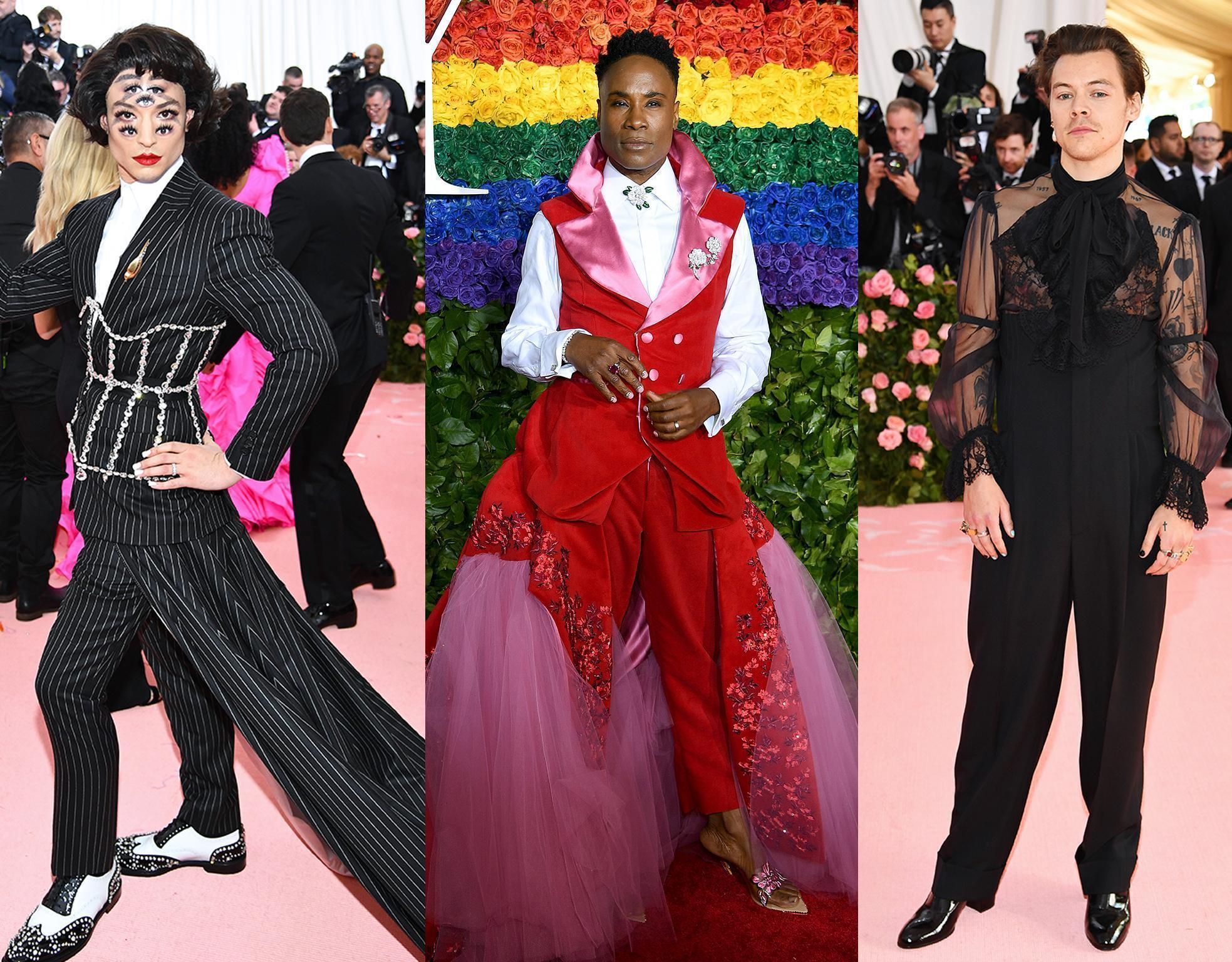 Fashion went gender-fluid
