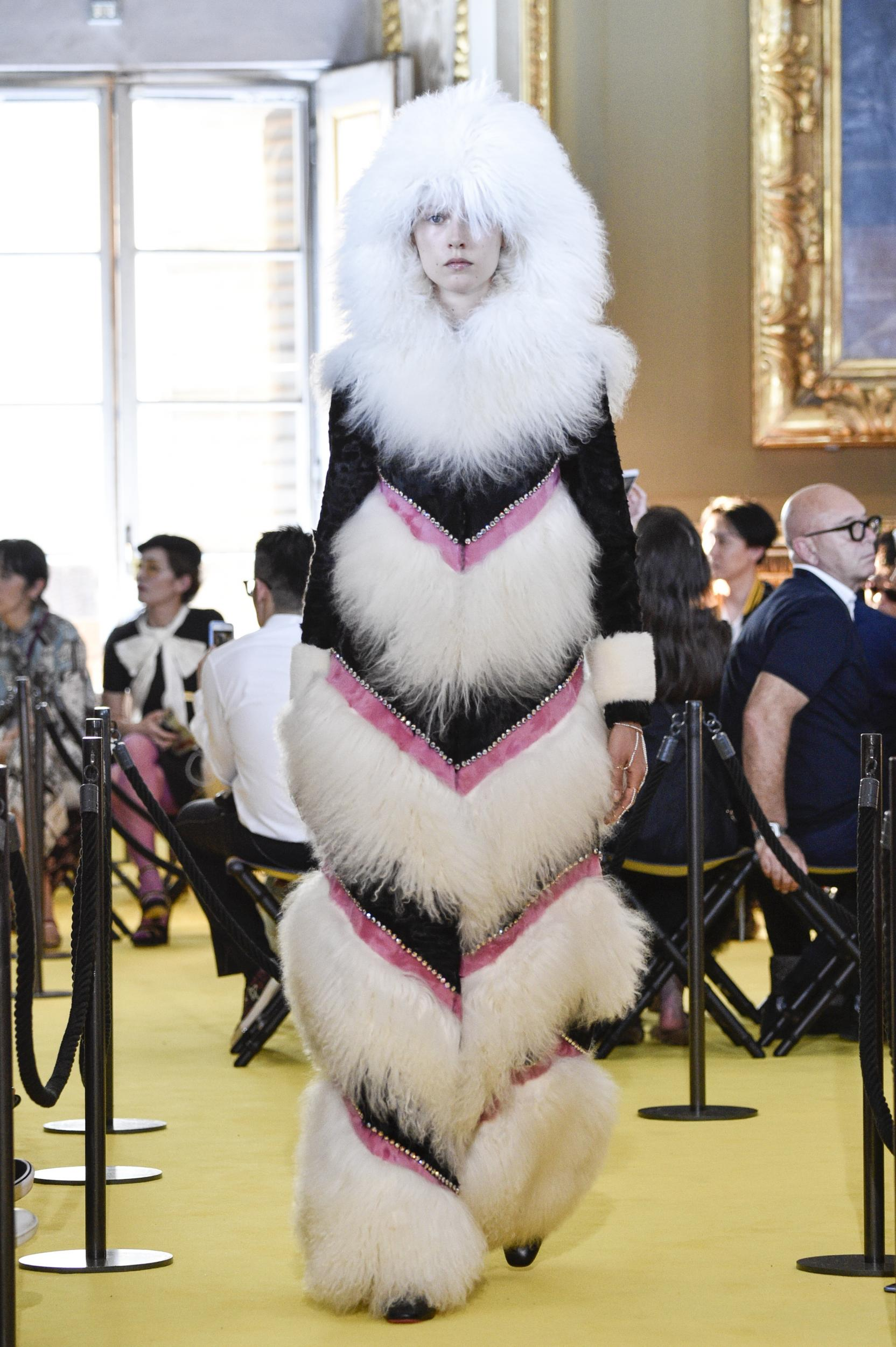 Fur is so last decade