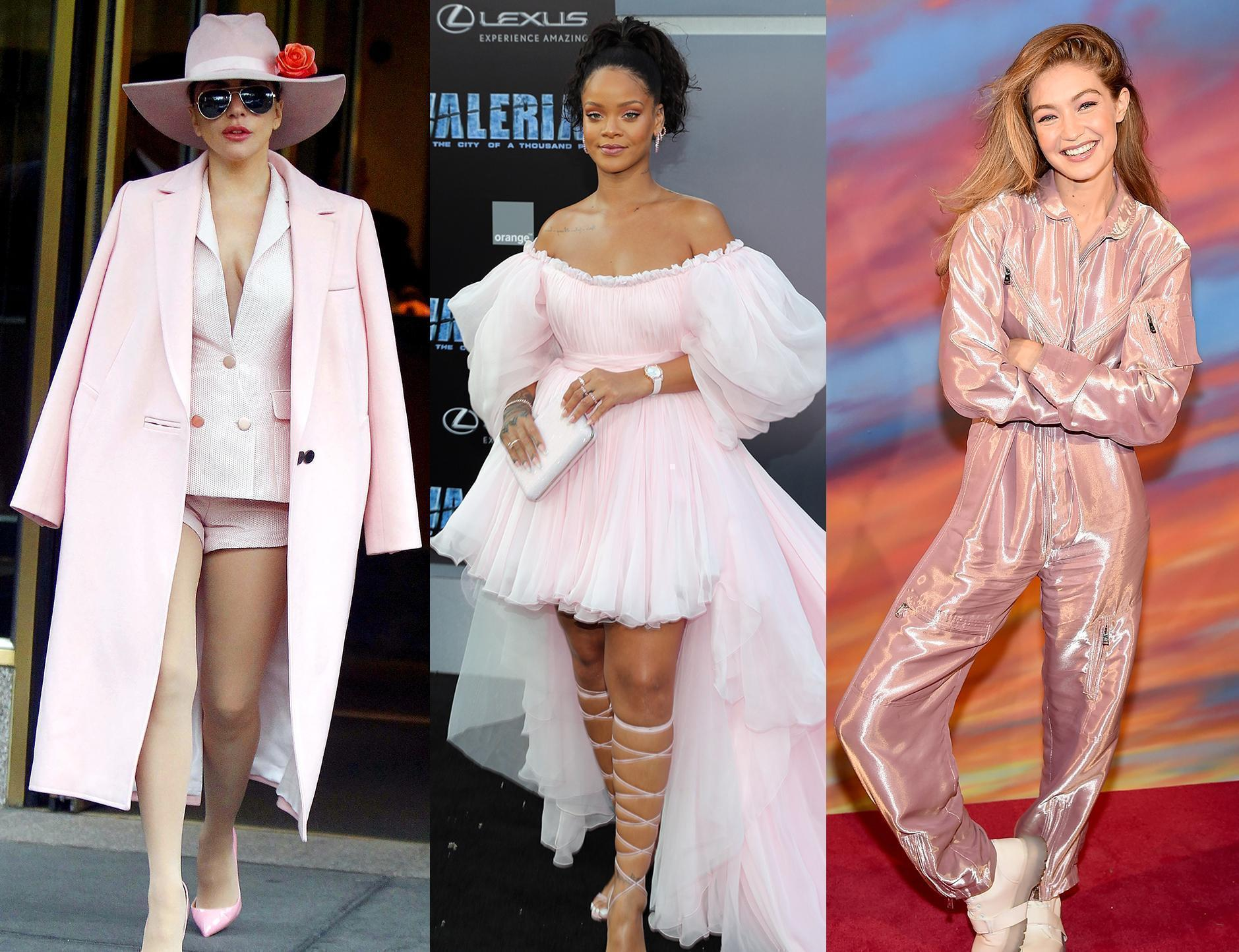 Millennial Pink became everyone's colour obsession