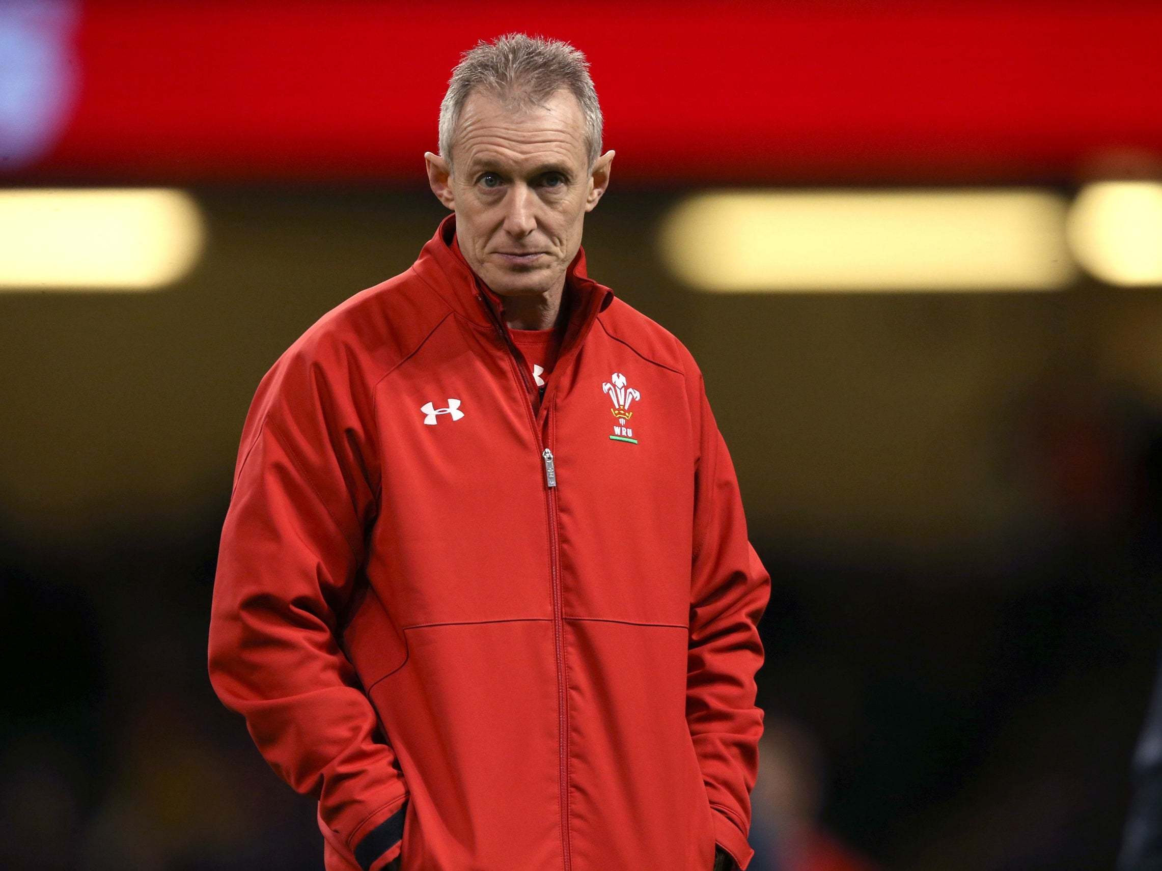 Rob Howley apologises after receiving ban for betting on rugby