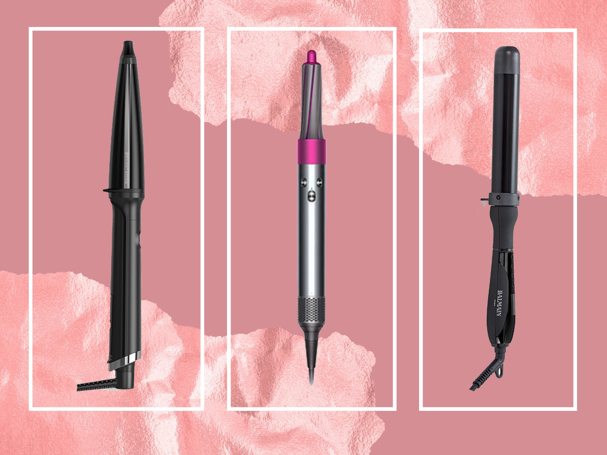 Best curling tongs and wands for every kind of hair style