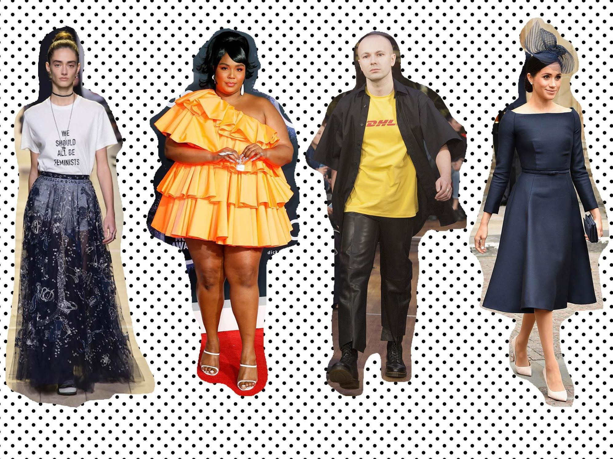 Fashion Trends That Defined The Decade From Millennial Pink To Normcore And The Streetwear Revival The Independent The Independent