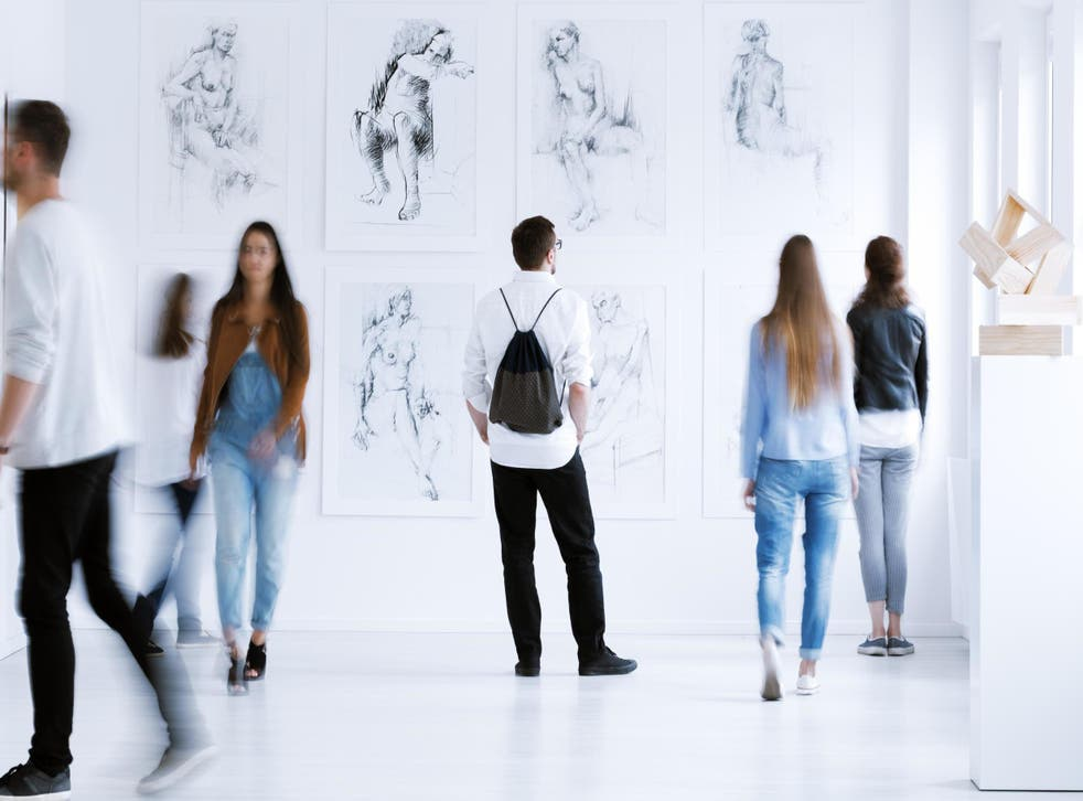Good for the art: visits to cultural activities can lead to longer life, researchers from University College London say