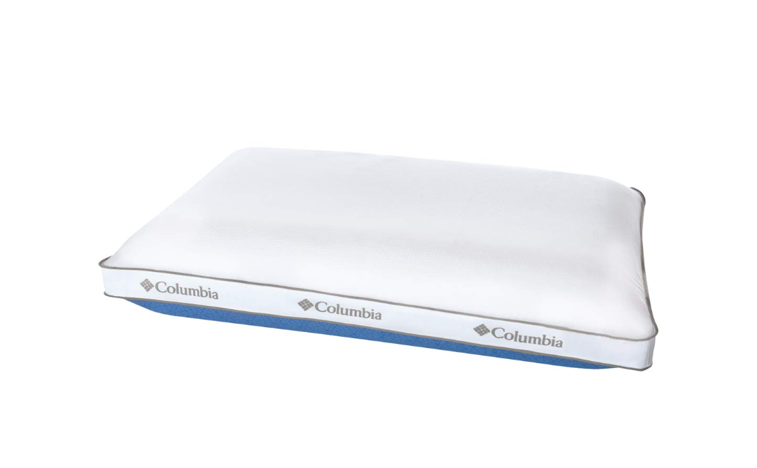 Columbia High Performance Extreme Cooling Memory Foam Pillow Standard//Queen