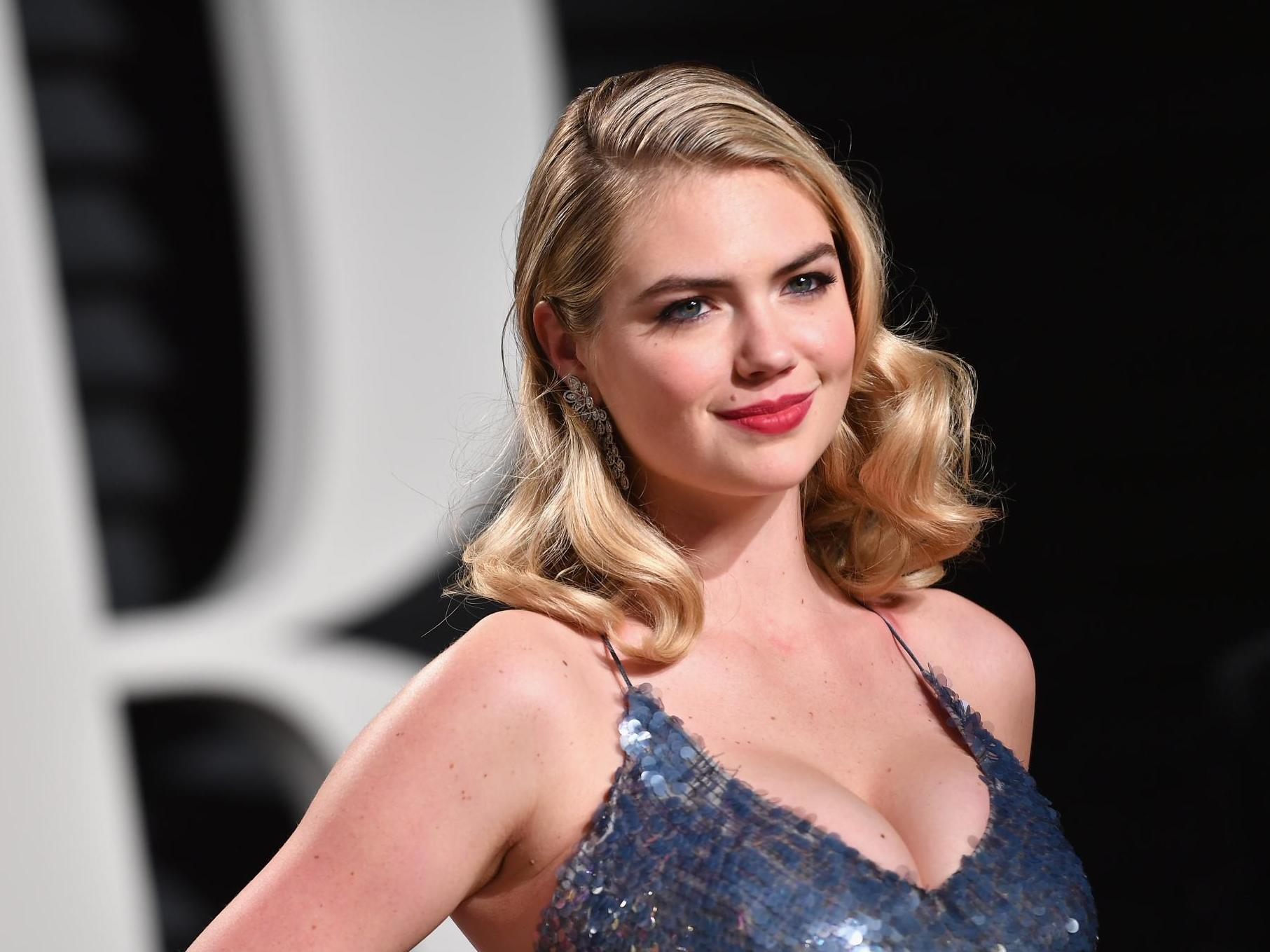 Kate Upton confronted by animal rights activists after backlash over Canada Goose partnership