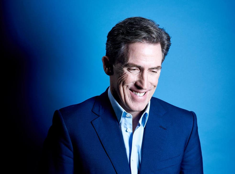 Rob Brydon: 'It goes without saying I've very little time for our prime minister'