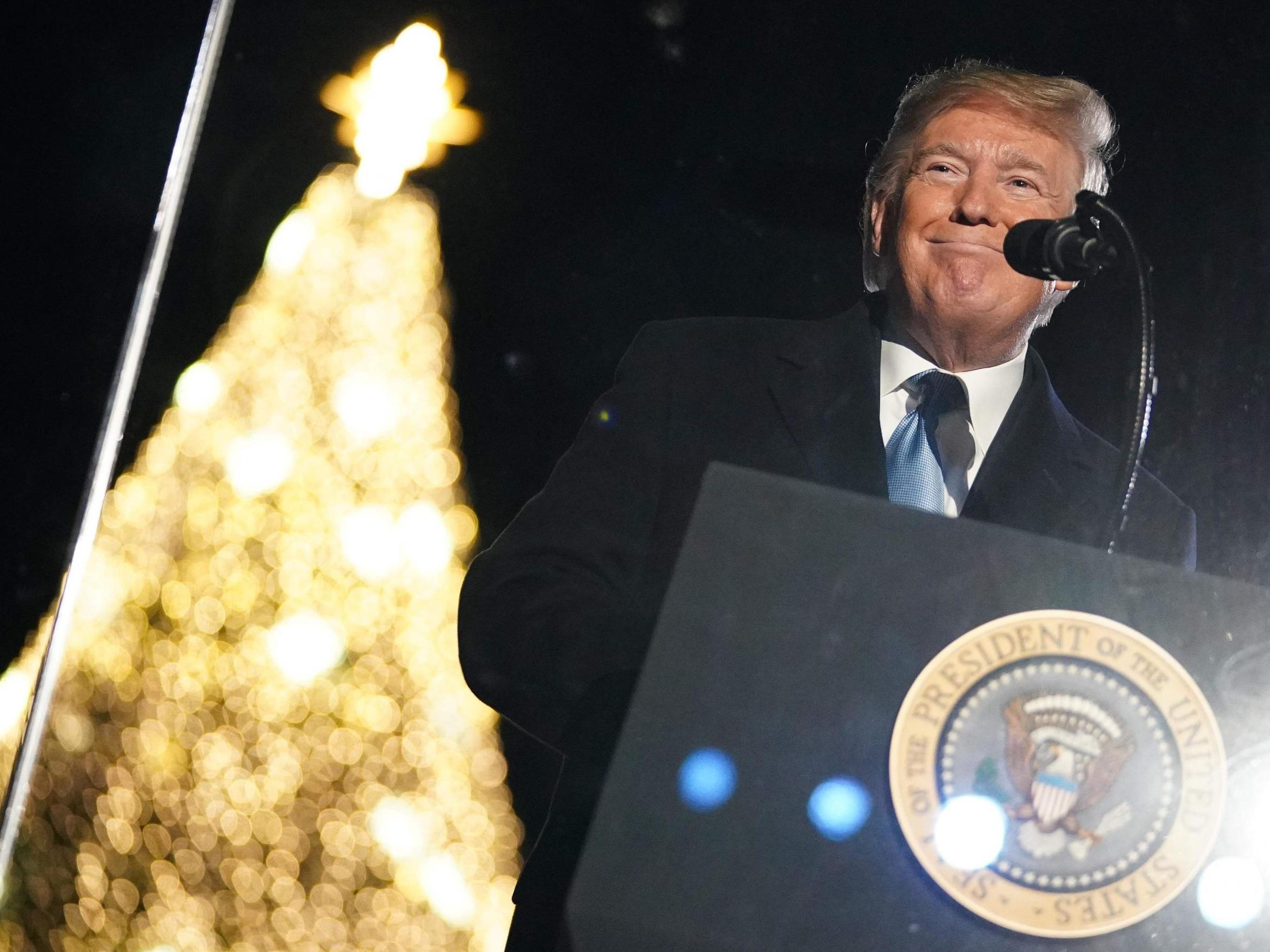 Happy Holidays: What are the origins of the alternative Christmas greeting - and why does Trump object to it?