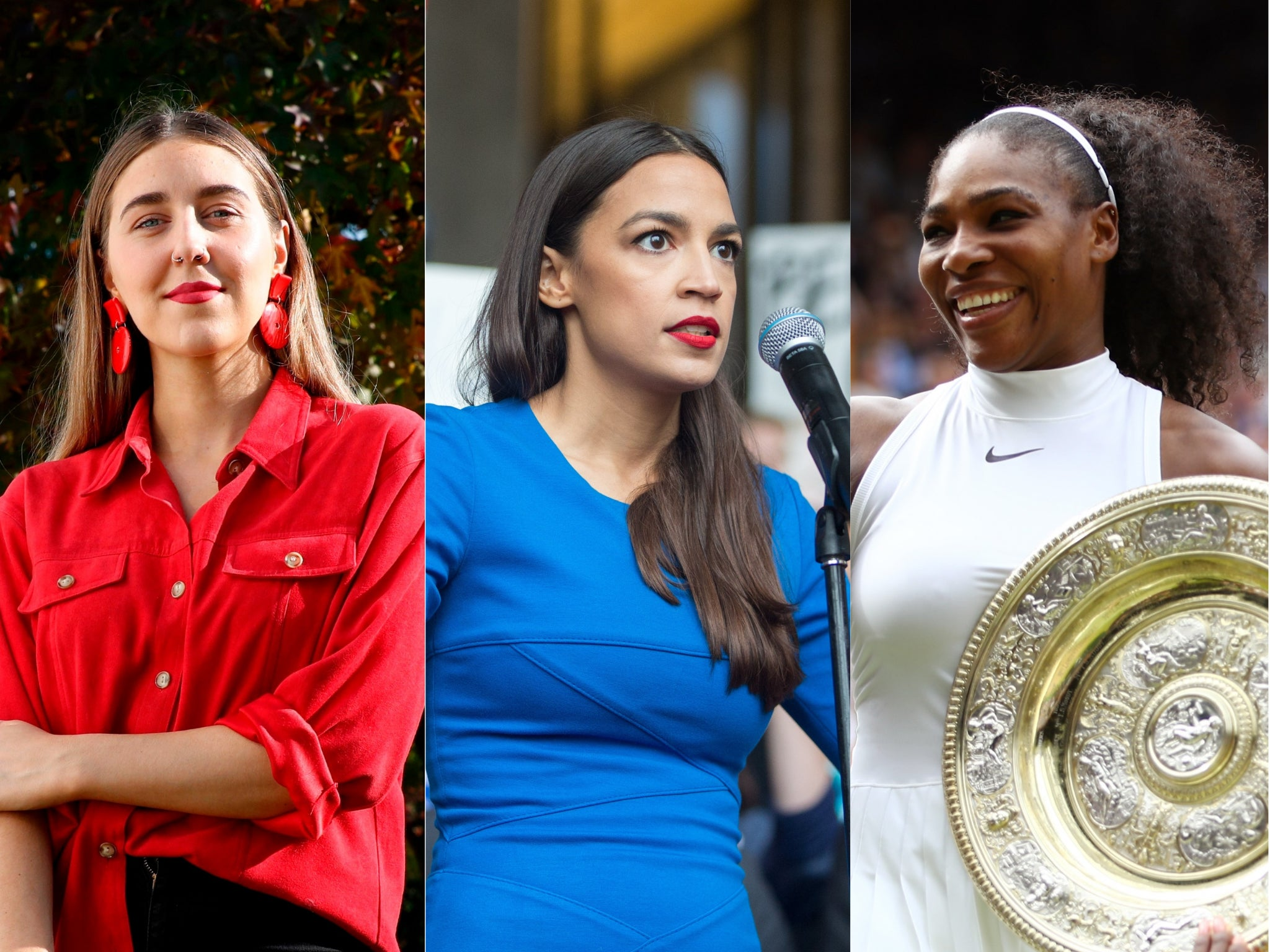 The Independent's Women of the Decade, from Greta Thunberg to Serena…