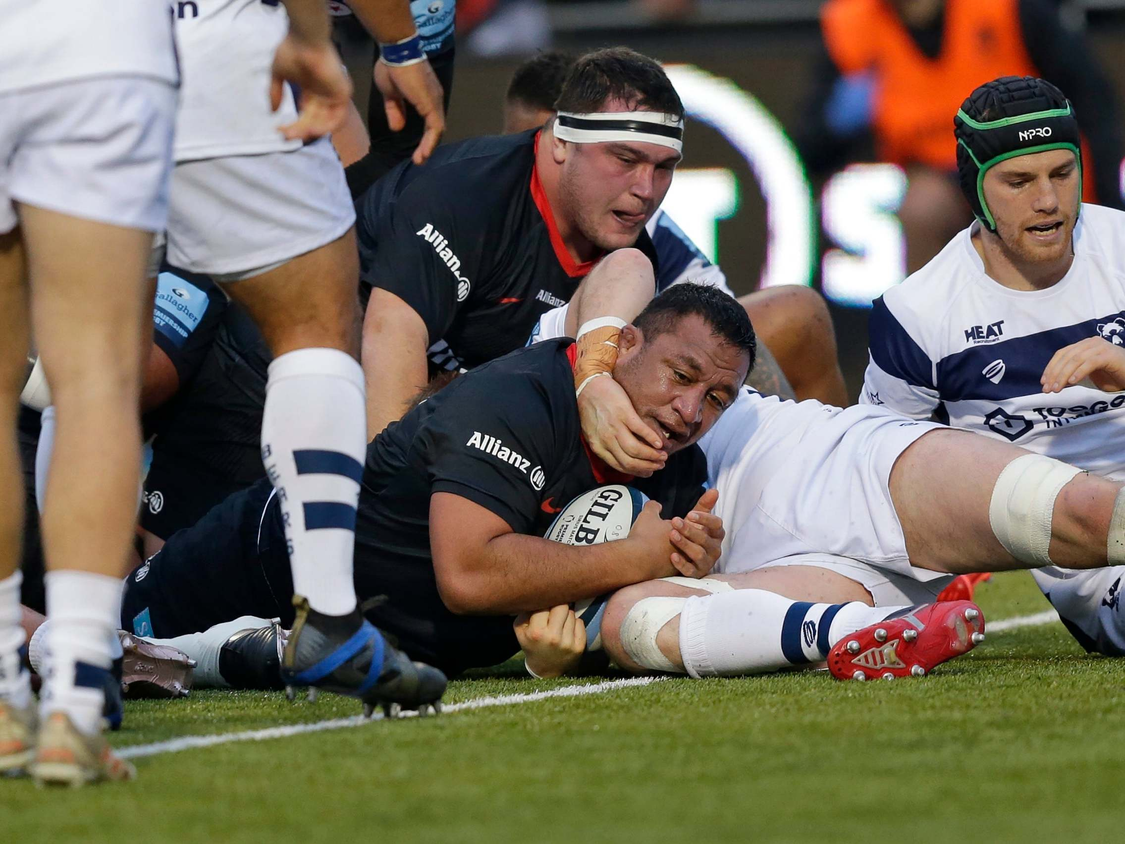 Saracens vs Bristol Bears LIVE: Latest score, stream and updates from today's match