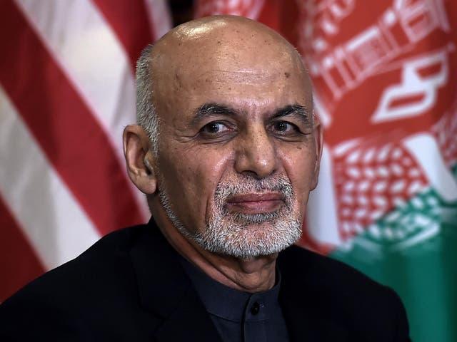 Ashraf Ghani has served as president of Afghanistan since 2014
