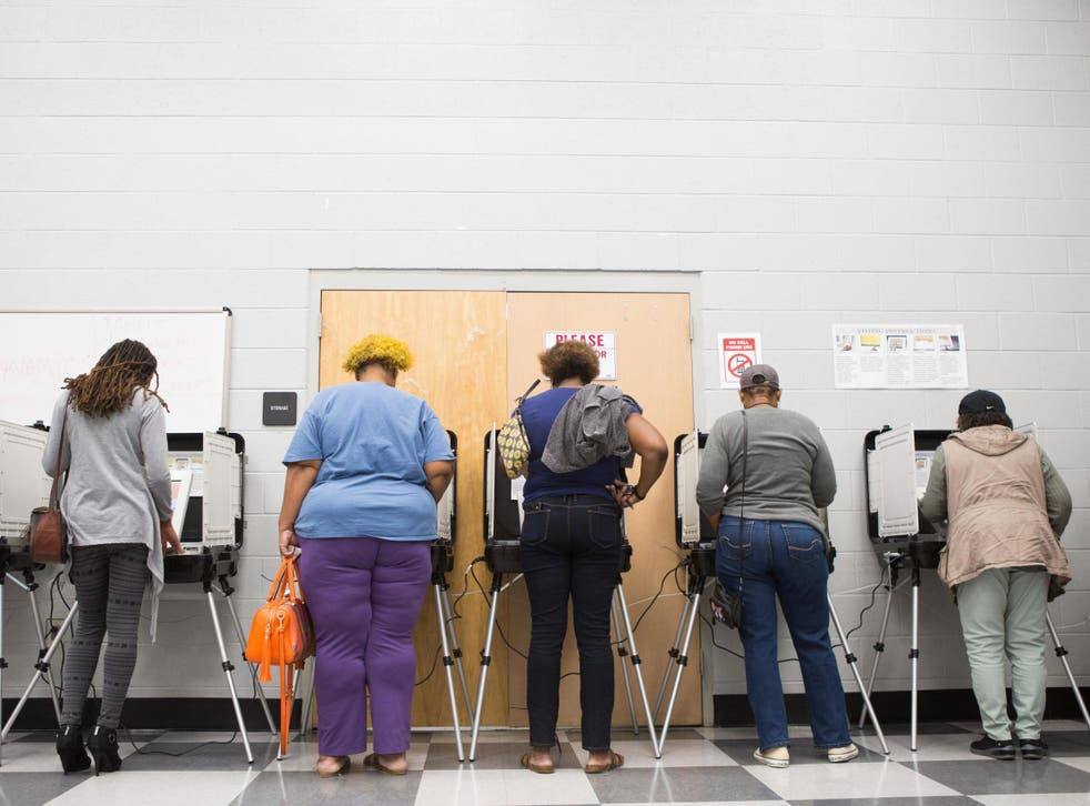 Voter suppression has kept power structures in place for decades