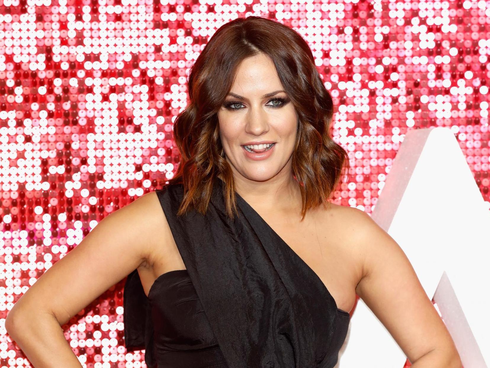 Caroline Flack was getting 'death threats' says Hollyoaks star