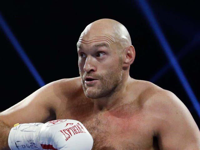 Tyson Fury has changed trainers for his rematch with Deontay Wilder