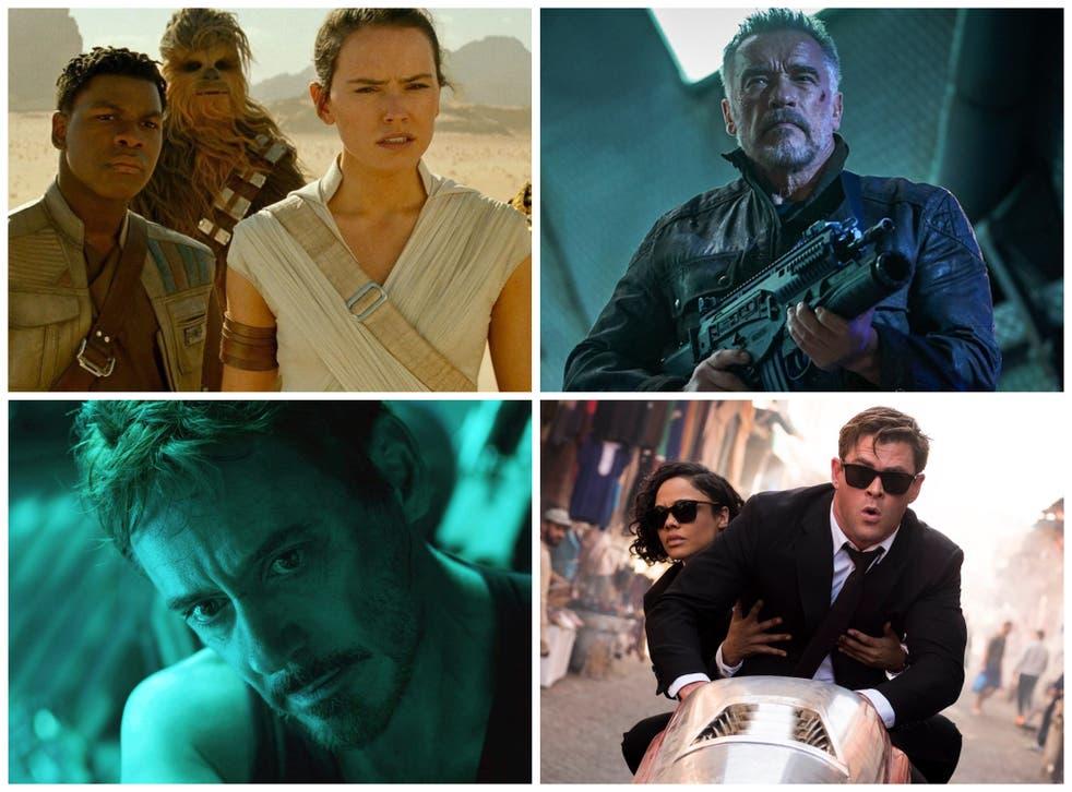 Precarious things: The Rise of Skywalker, Terminator: Dark Fate, Men in Black: International and Avengers: Endgame