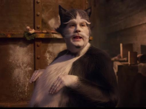 Andrew Lloyd Webber appears to criticise James Corden's 'unfunny' Cats performance