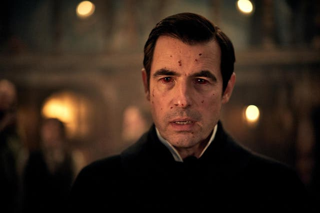 Claes Bang is superbly menacing as the vampiric count in Moffat and Gatiss's new series