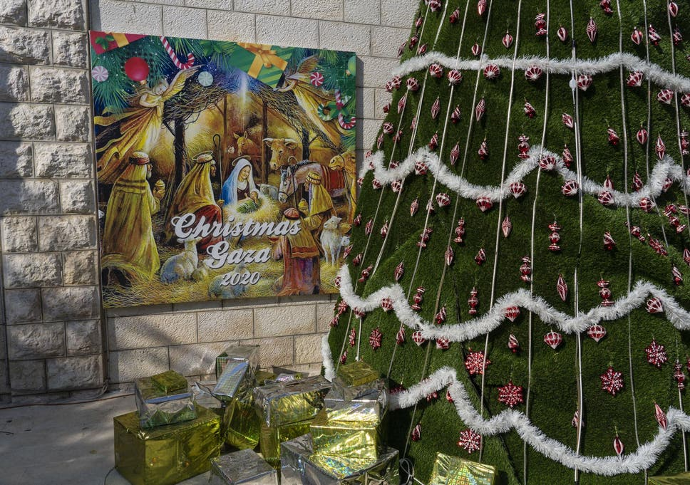Christians in Gaza say they feel like 'yo-yos' as Israel keeps changing decisions on the Christmas permits