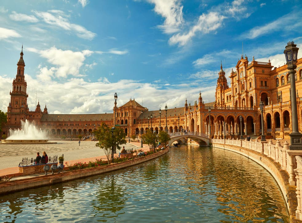 Seville is a top pick for January