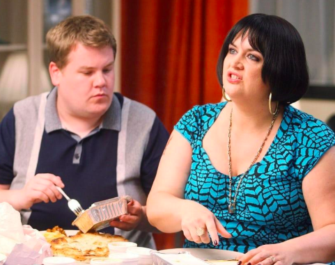 Gavin & Stacey fans think they've worked out Nessa's real age after Christmas special