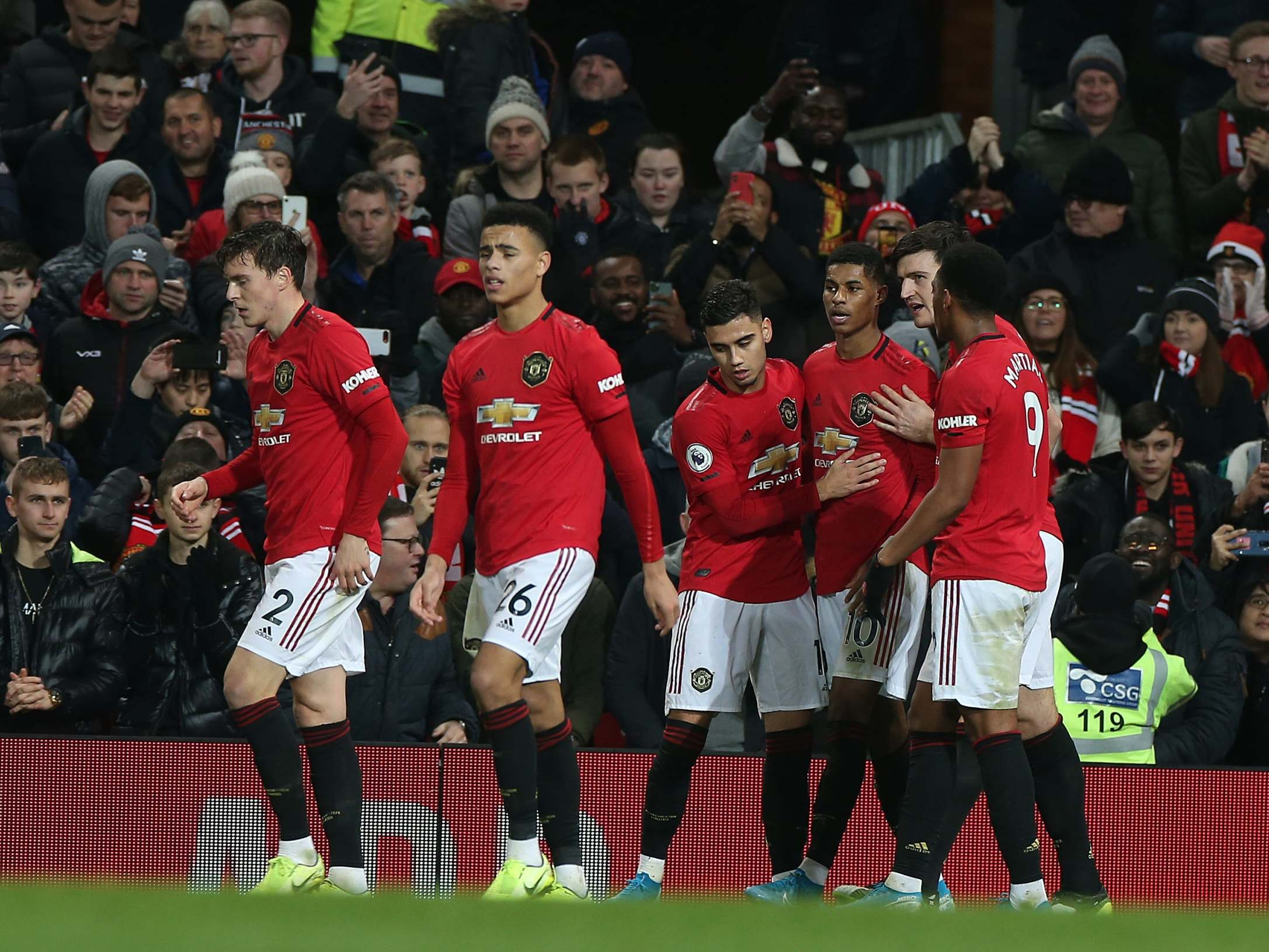 Man Utd Vs Newcastle Live Latest Score Goals And Updates From Premier League Fixture Today E Nigeria