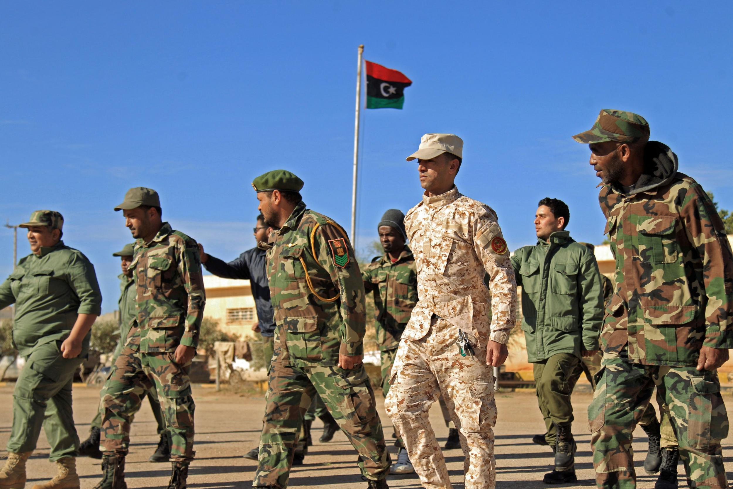 Syrian rebels reportedly part of Turkish contingent to be sent to defend Libya's government in Tripoli