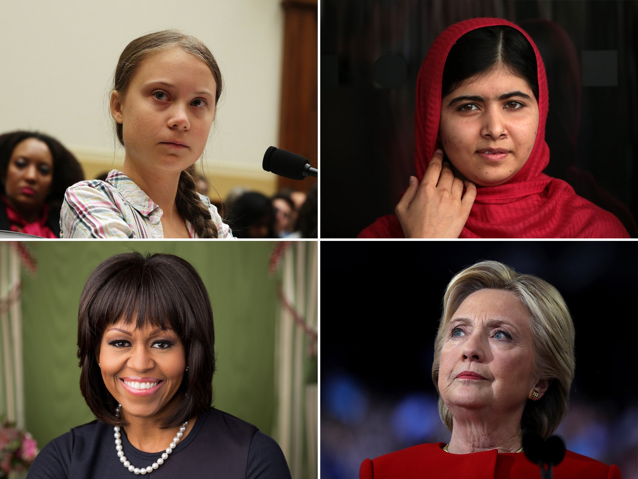 10 quotes from women that defined the decade, from Greta Thunberg to Tarana Burke