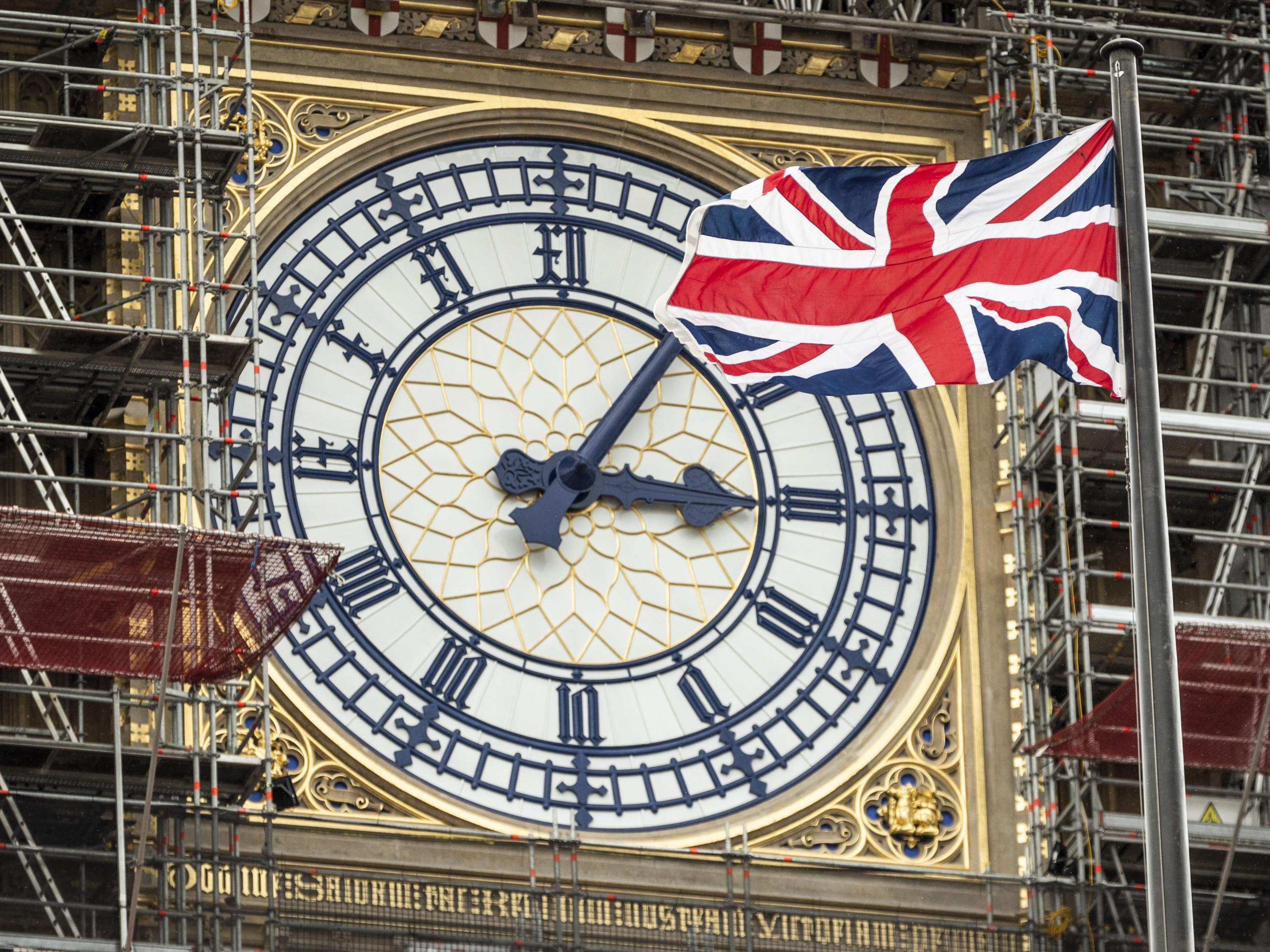 Crowdfunding pages for Big Ben to ring on Brexit Day raise just £500 of £500,000 needed